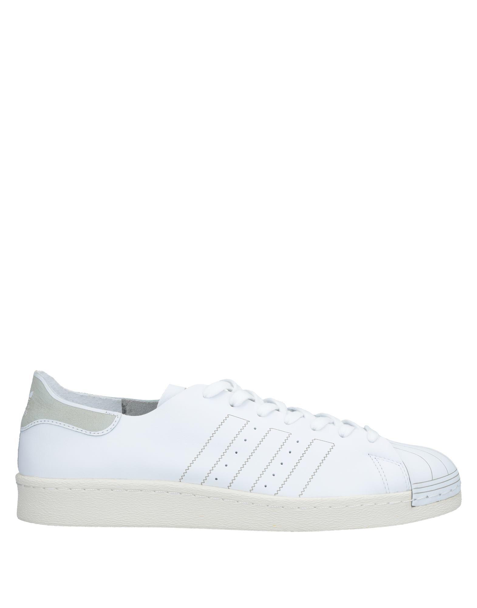 Baskets Adidas Originals Homme - Baskets Adidas Originals  Blanc Nouvelles chaussures pour hommes et femmes, remise limitée dans le temps