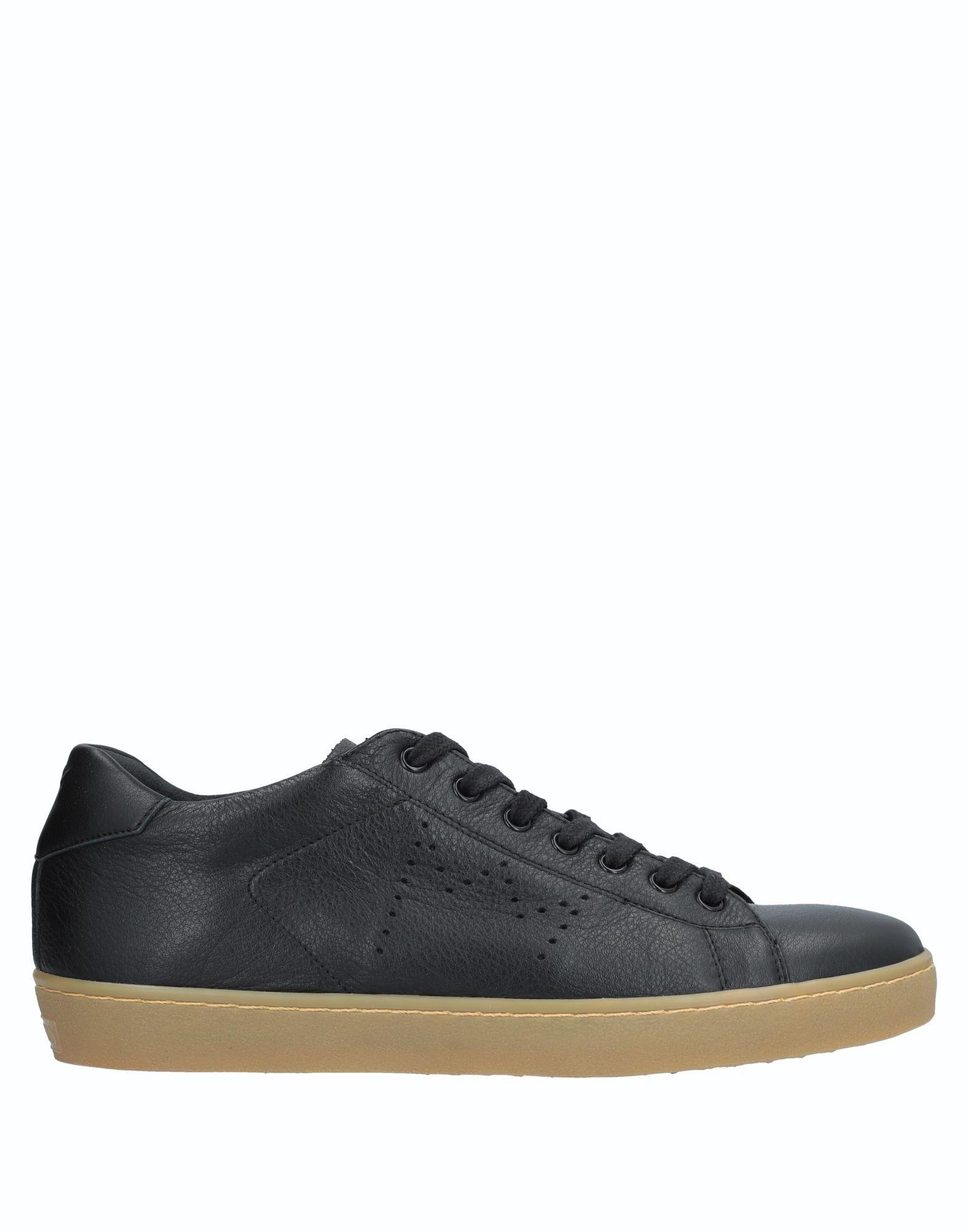 Leather Crown Sneakers Herren  11537234PV Gute Qualität beliebte Schuhe