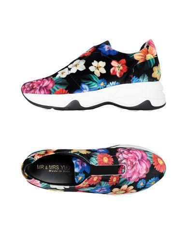 Recortes de de precios estacionales, beneficios de de descuento Zapatillas Mr & Mrs Yuo Mujer - Zapatillas Mr & Mrs Yuo Negro 589ab8