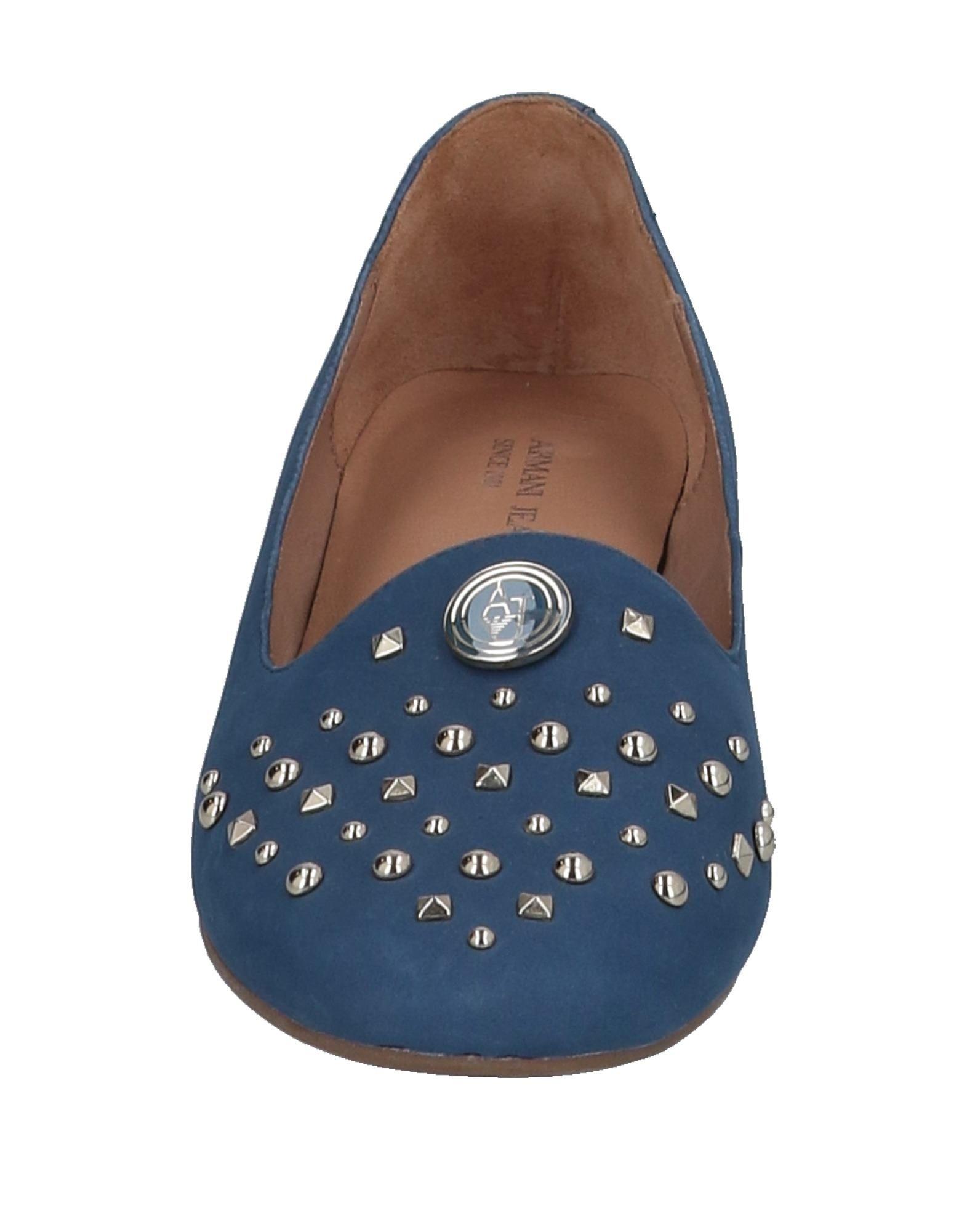 Gut um billige Mokassins Schuhe zu tragenArmani Jeans Mokassins billige Damen  11537329JC d518dd