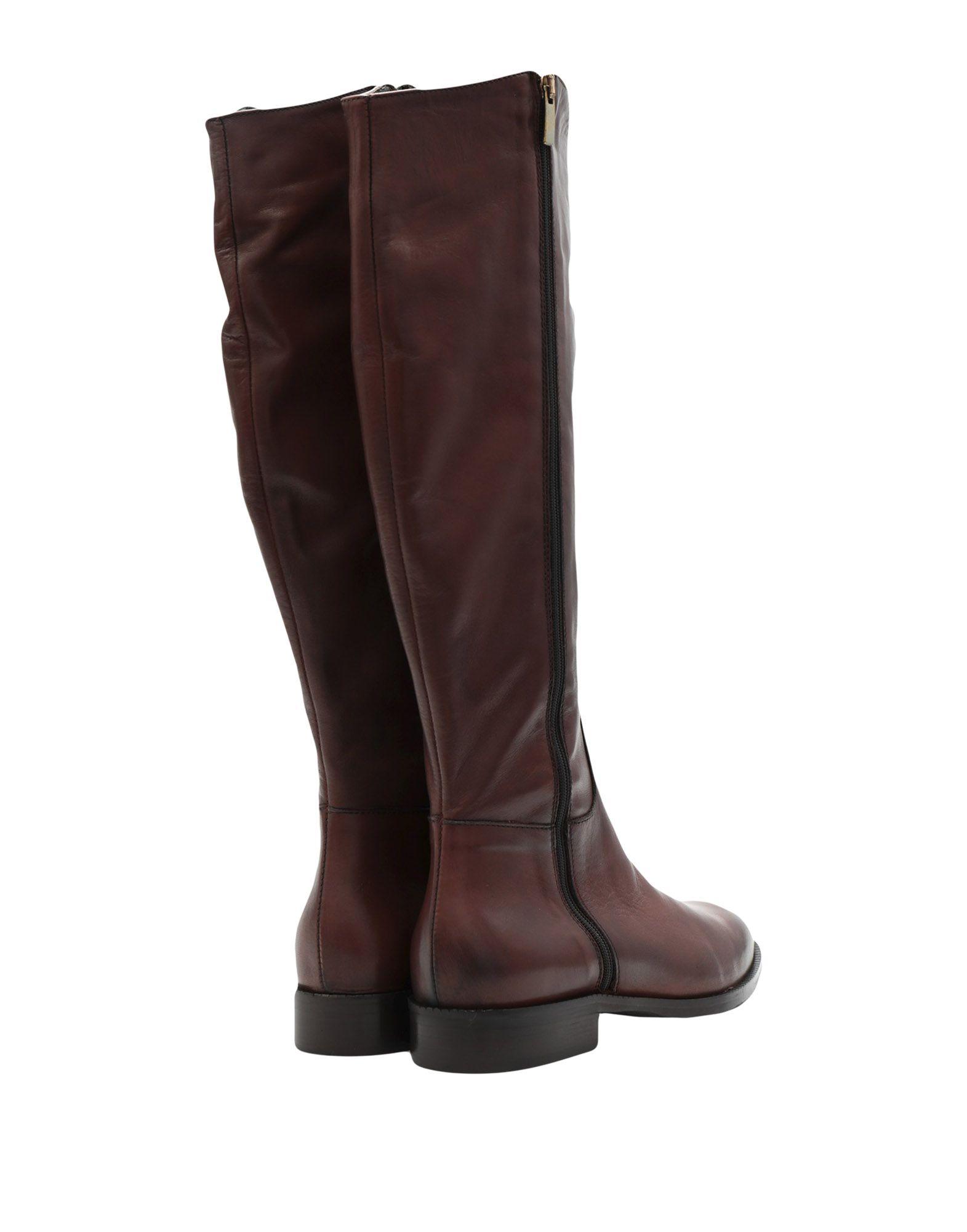 Stilvolle billige Damen Schuhe Leonardo Principi Stiefel Damen billige  11537408PI 5691d3