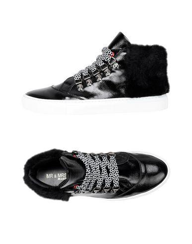 Los últimos zapatos de hombre y mujer Zapatillas Mr & Mrs Yuo Mujer - Zapatillas Mr & Mrs Yuo - 11537415GP Negro
