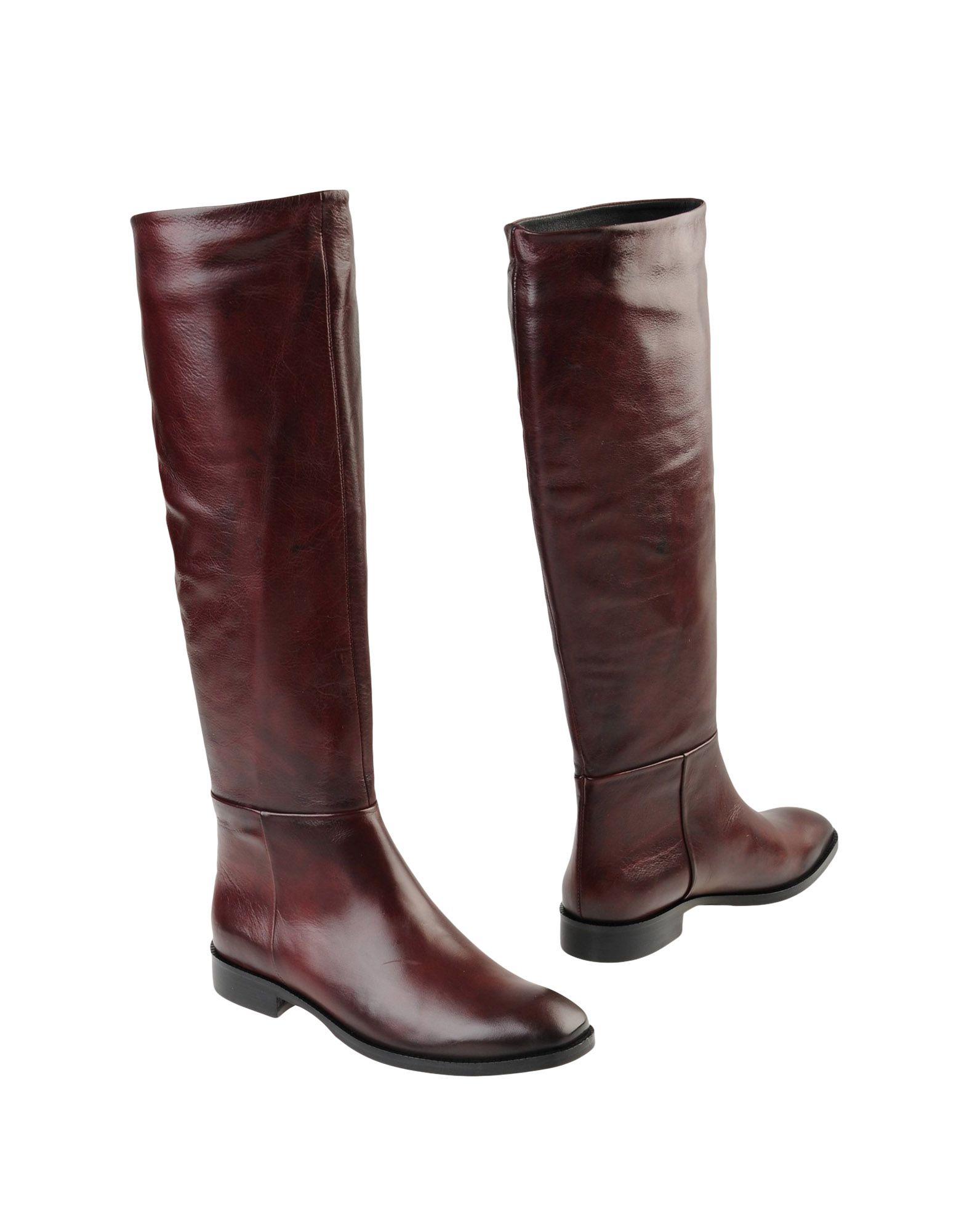 Leonardo Principi Stiefel Damen  11537496SI Neue Schuhe