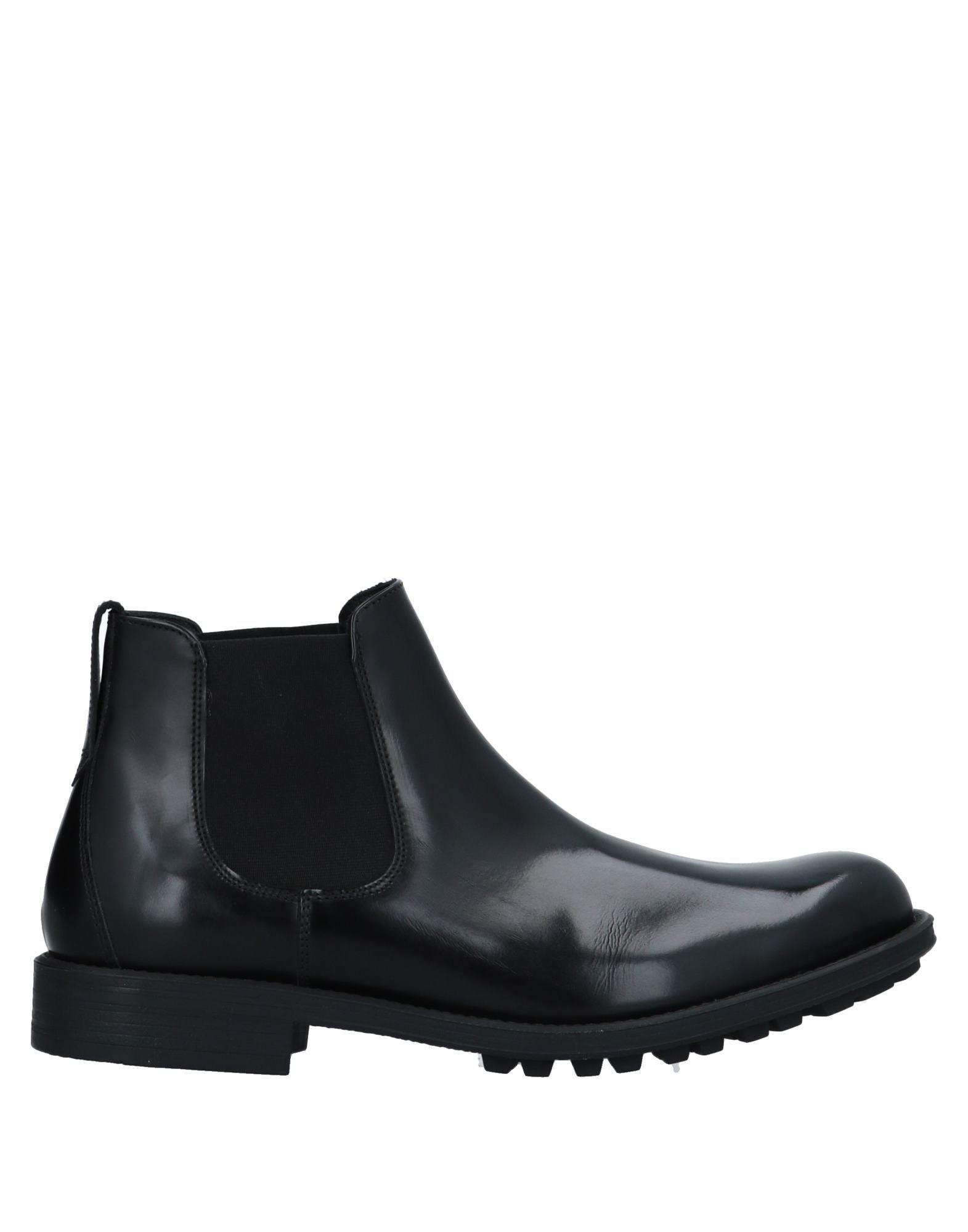 Rabatt echte Schuhe Antica Cuoieria Stiefelette Herren  11537554XE
