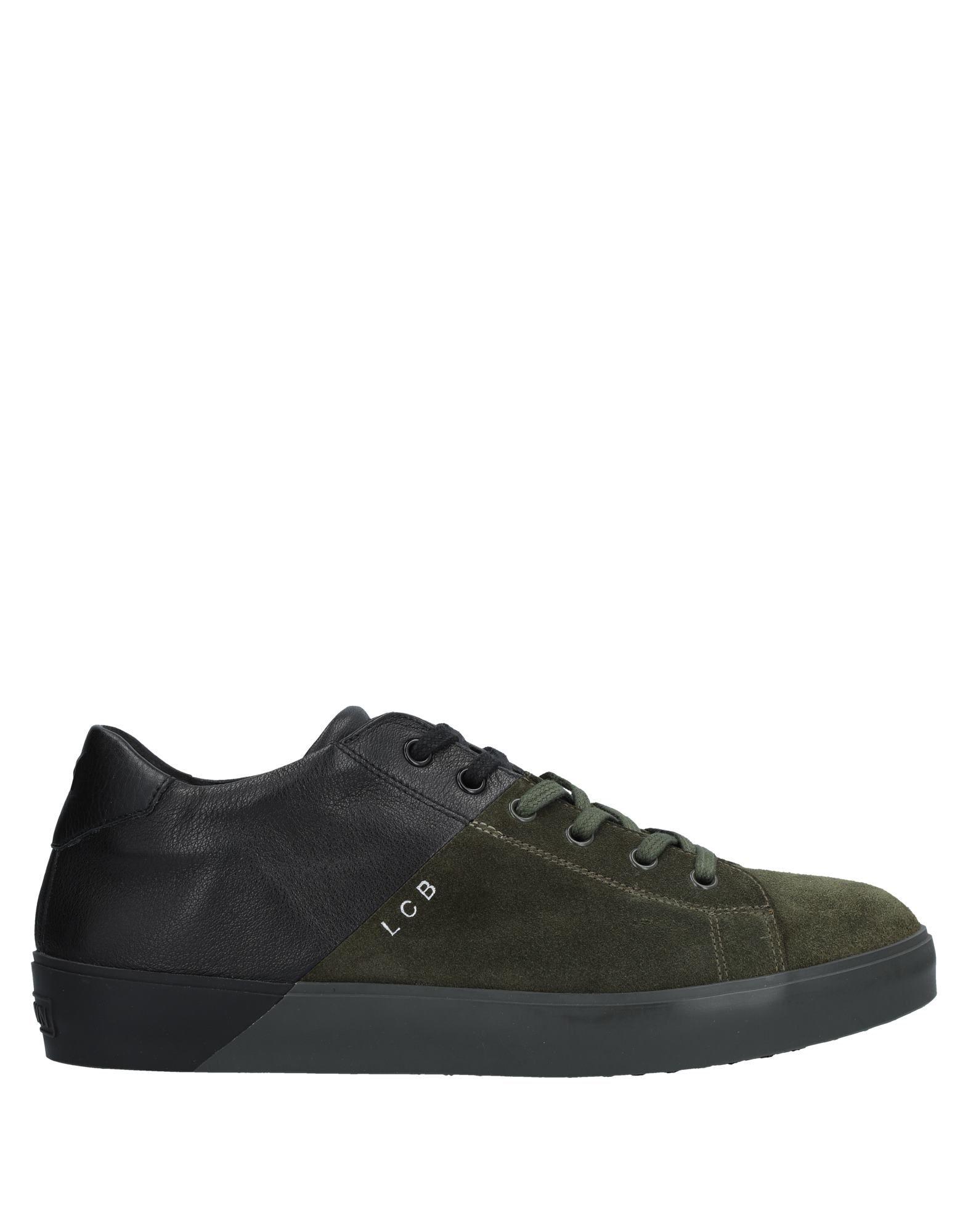 Leather Crown Sneakers 11537573RK Herren  11537573RK Sneakers cbb293