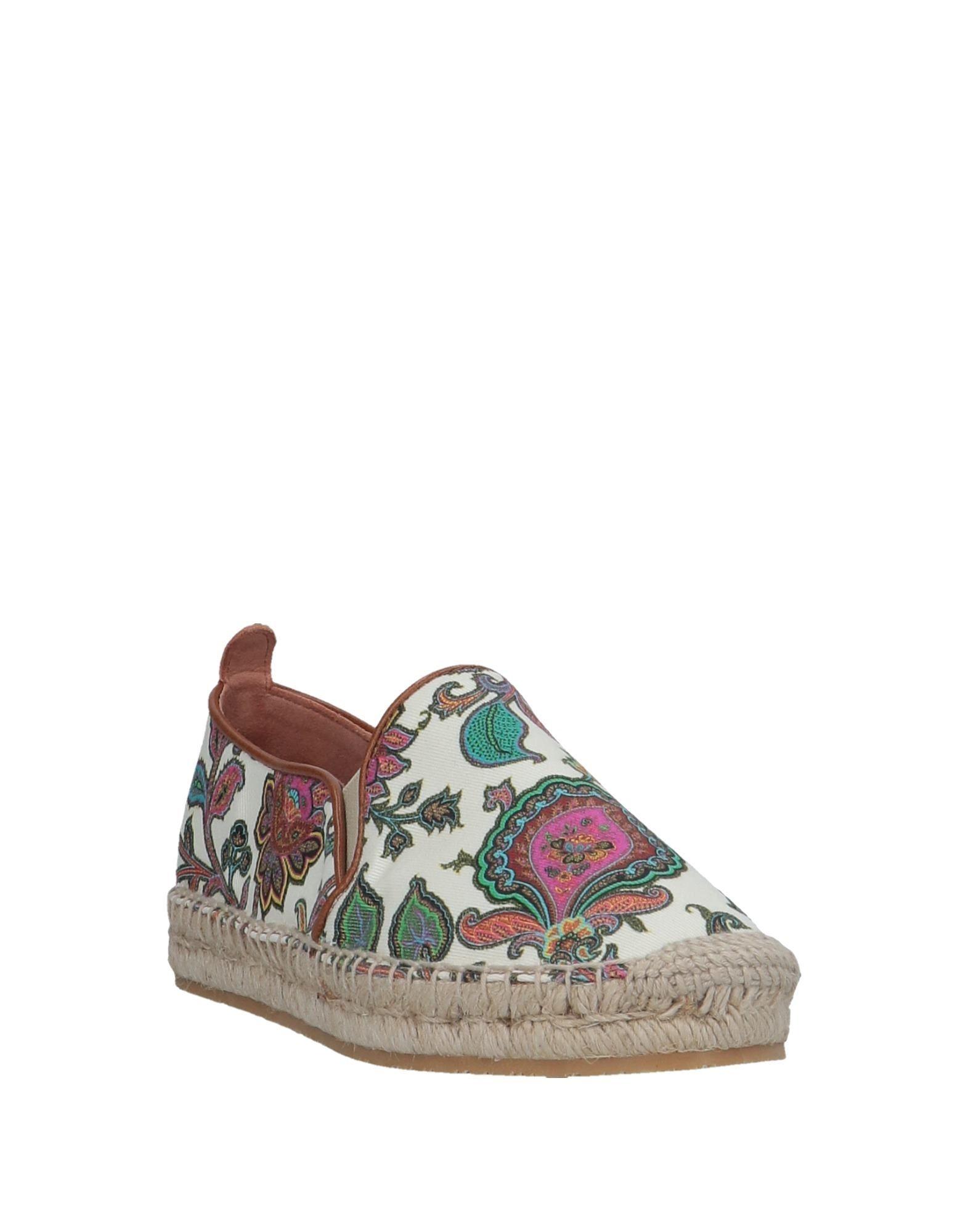 Stilvolle Schuhe billige Schuhe Stilvolle Etro Espadrilles Damen 11537584FB 54ba7a