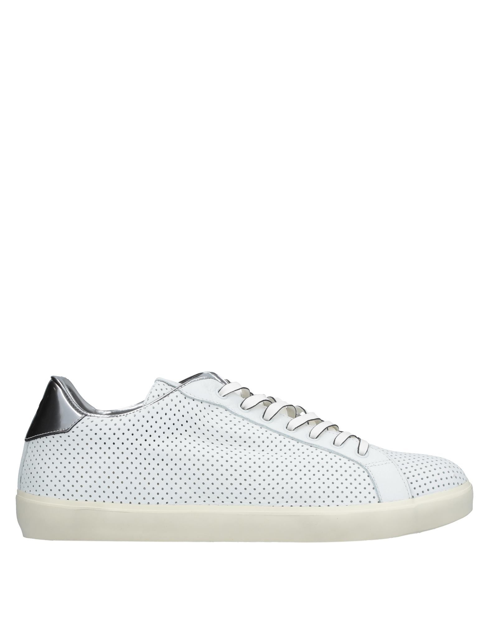 Sneakers Leather Crown Uomo - 11537587IN
