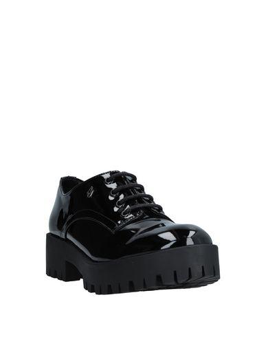 À Noir Lacets Chaussures Armani Jeans SqxwATR