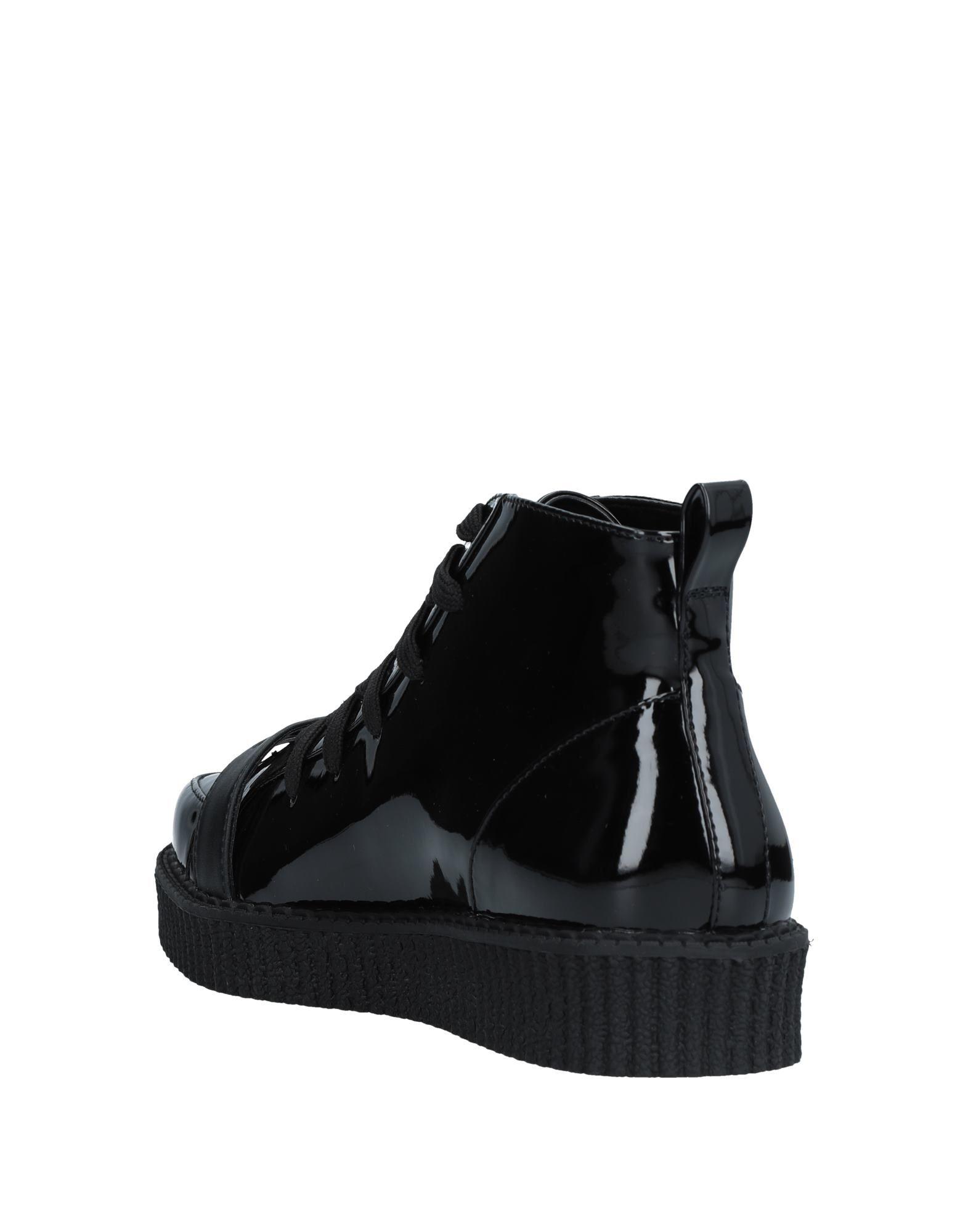 Stilvolle billige Schuhe Armani Jeans Sneakers Damen  11537680JQ