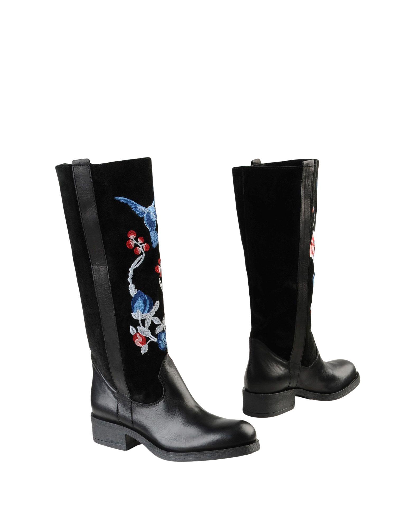 Stilvolle billige Schuhe George J. Love Stiefel Damen  11537681LV