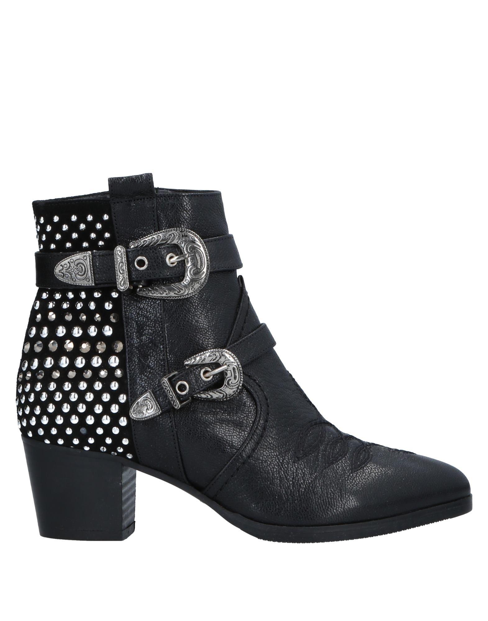 Stilvolle billige  Schuhe Albano Stiefelette Damen  billige 11537684HR 844520