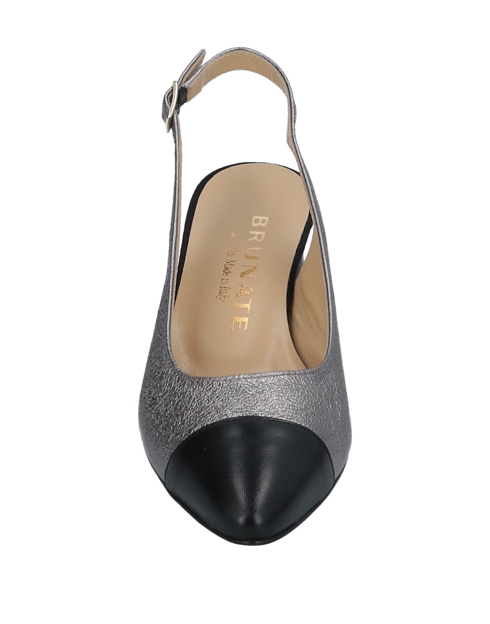 Brunate Pumps Damen  11537740QV Gute Qualität Qualität Qualität beliebte Schuhe d3fa66