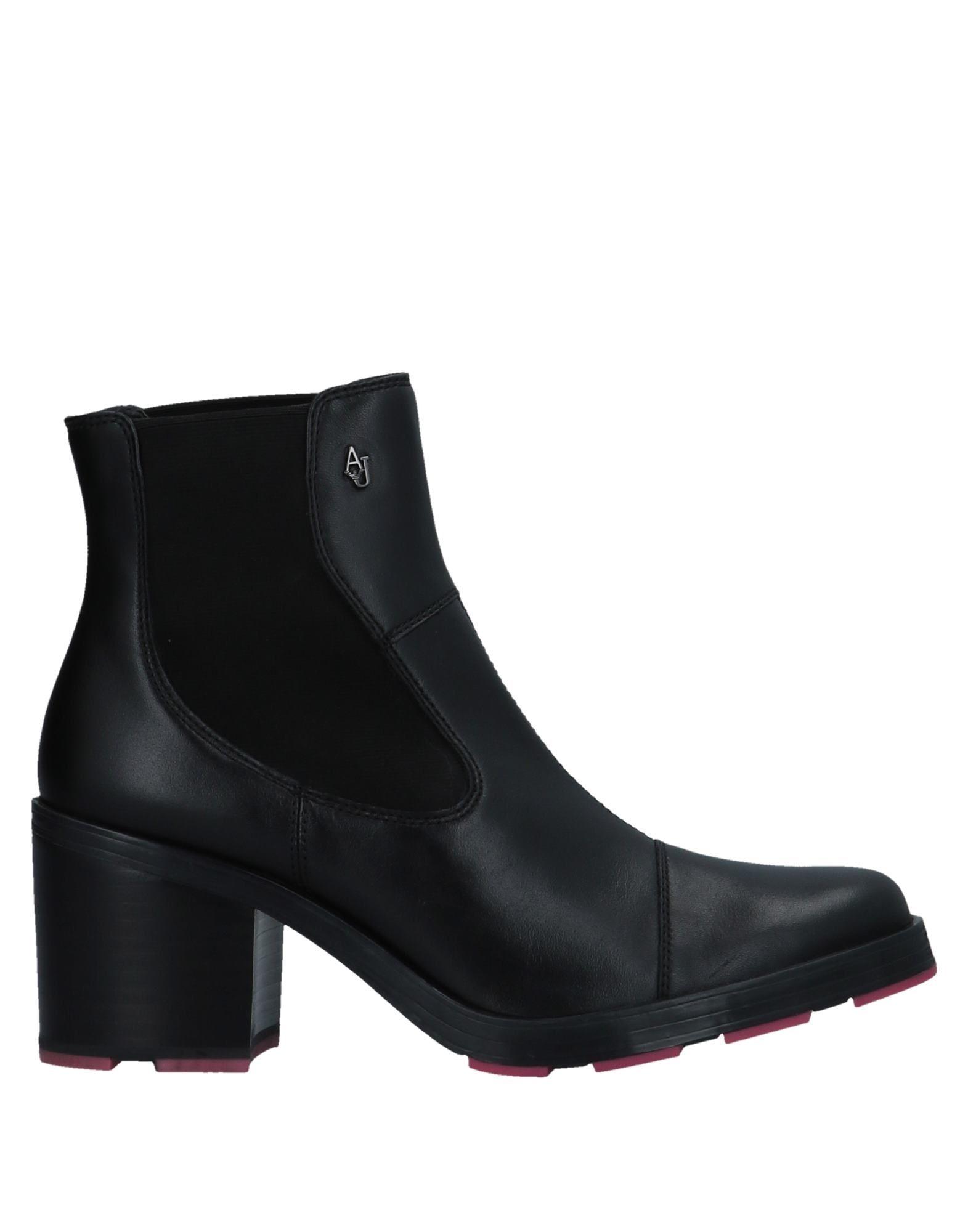 Stilvolle billige Schuhe Armani  Jeans Chelsea Boots Damen  Armani 11537741MO 84d8f1