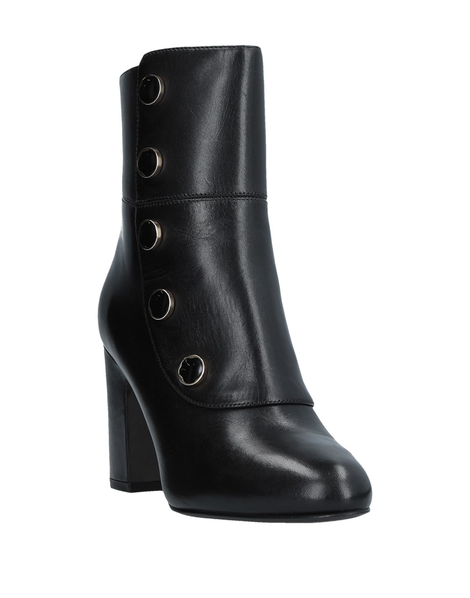 Stilvolle Stiefelette billige Schuhe What For Stiefelette Stilvolle Damen  11537824KN cf8453