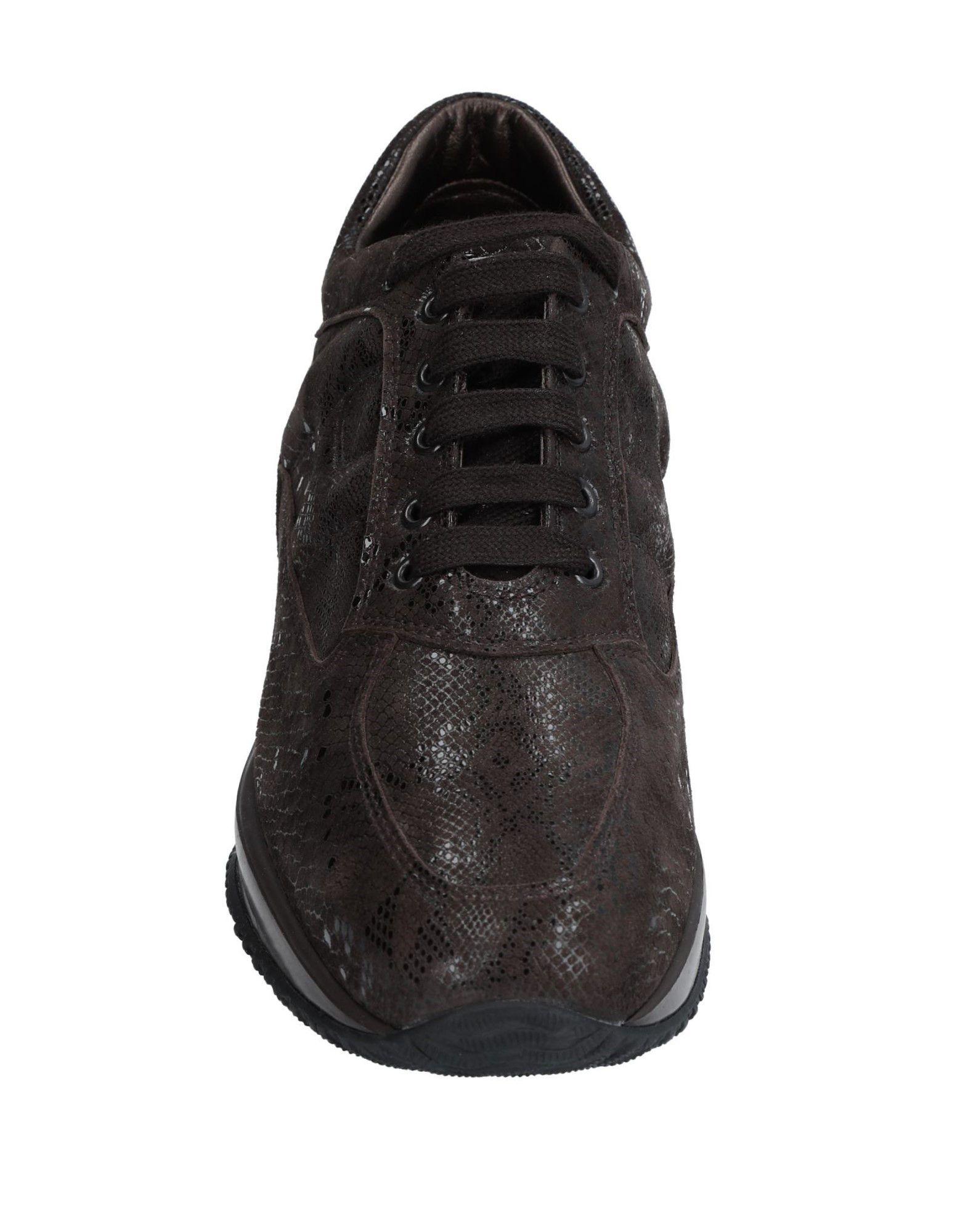 Hogan aussehende Sneakers Damen  11537941KVGut aussehende Hogan strapazierfähige Schuhe f9edde
