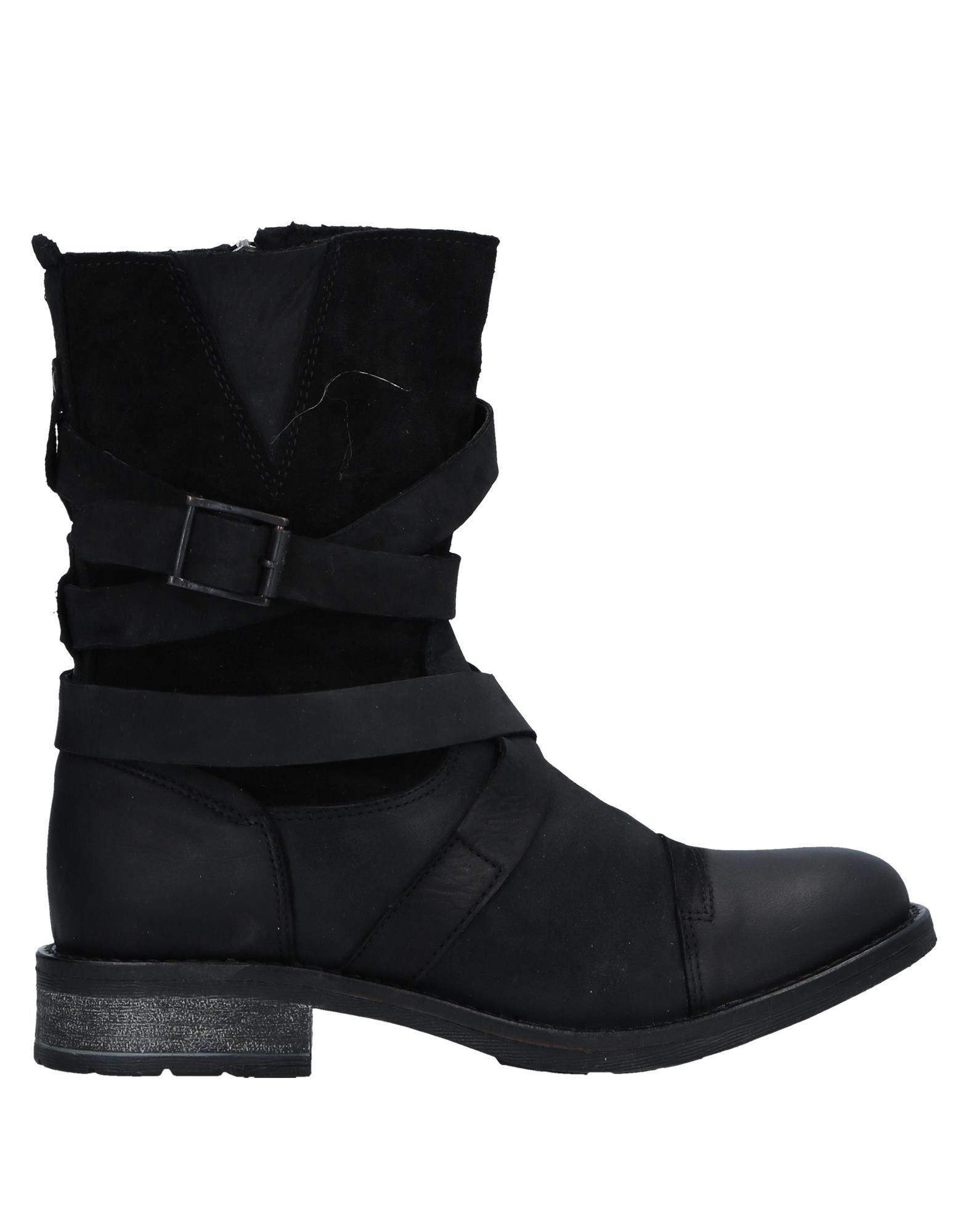 Mdk Stiefelette Damen  11537950JD Gute Qualität beliebte Schuhe