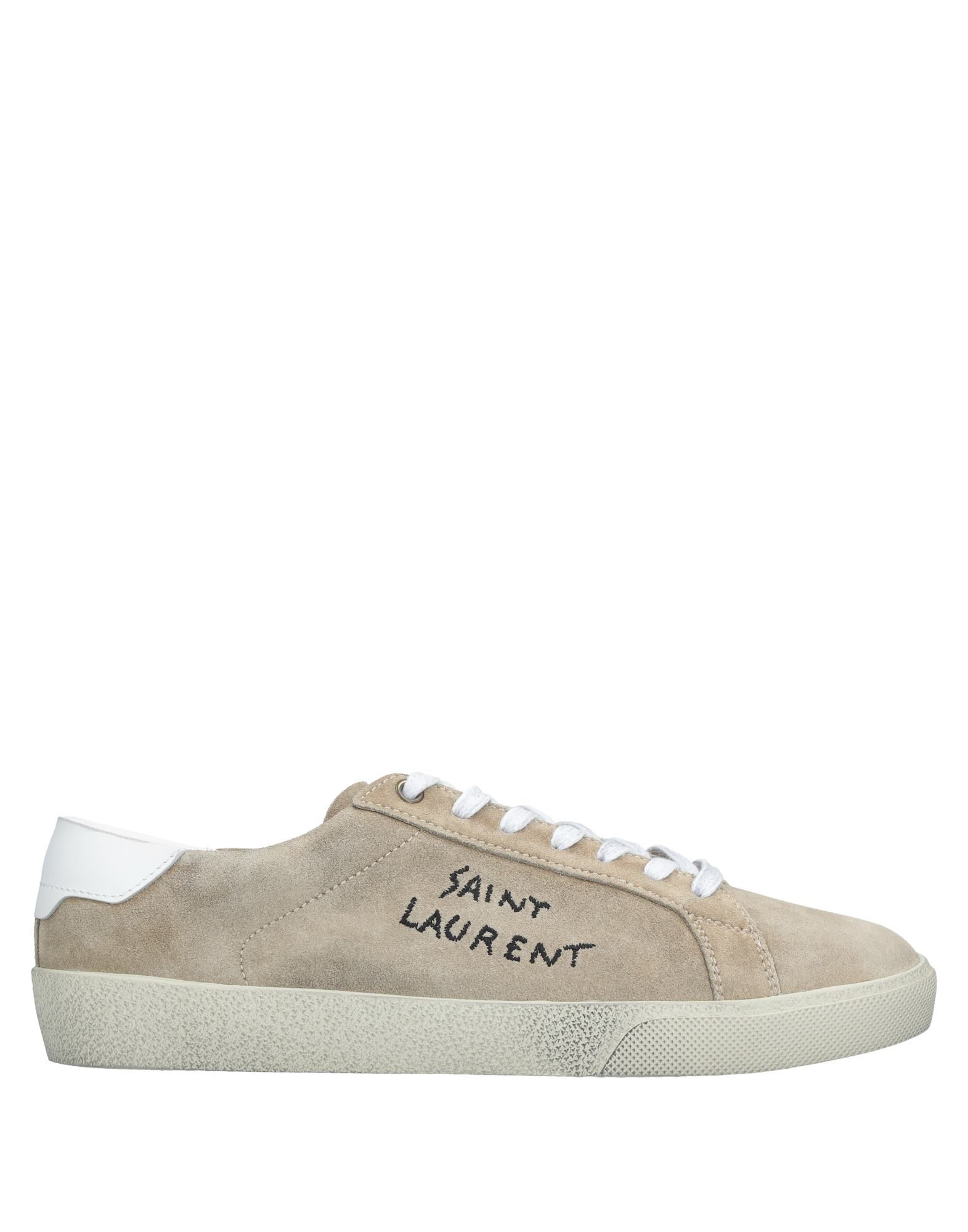 b4a5db218f7 Saint Laurent Sneakers - Men Saint Laurent Sneakers online on YOOX United  States - 11538010