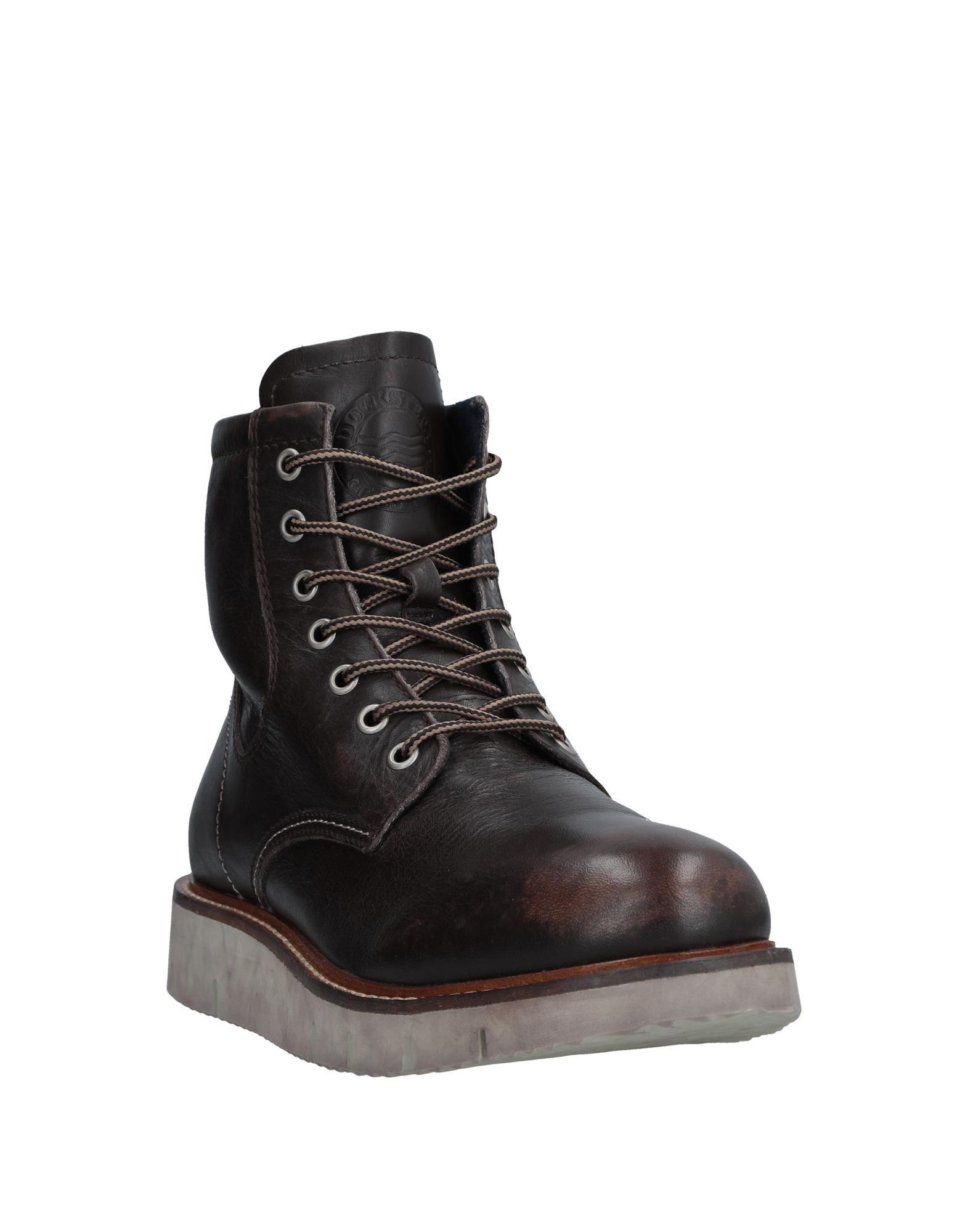 Rabatt Docksteps echte Schuhe Docksteps Rabatt Stiefelette Herren  11538084NV 14b3f5