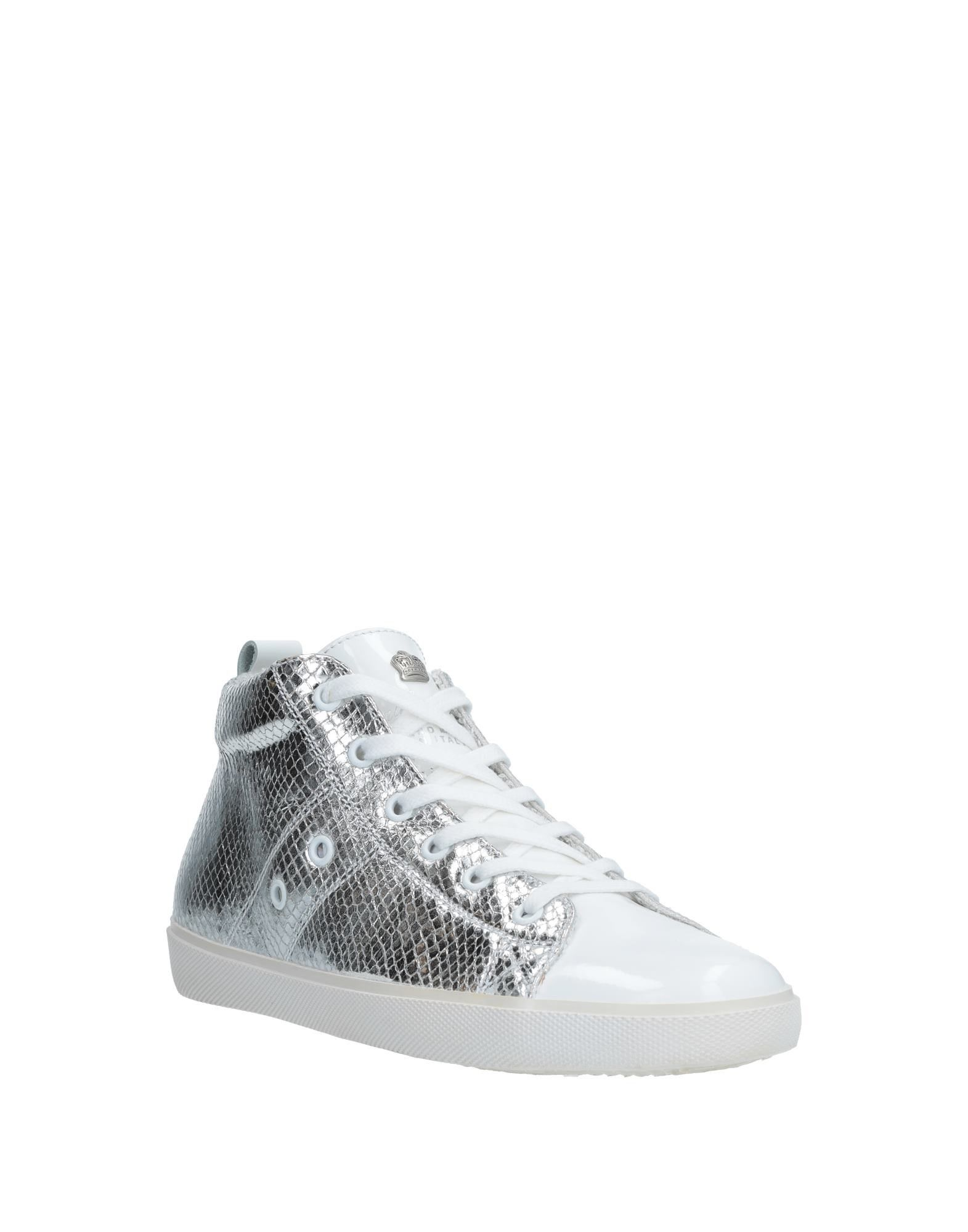 Sneakers Leather Crown Donna - 11538109GL