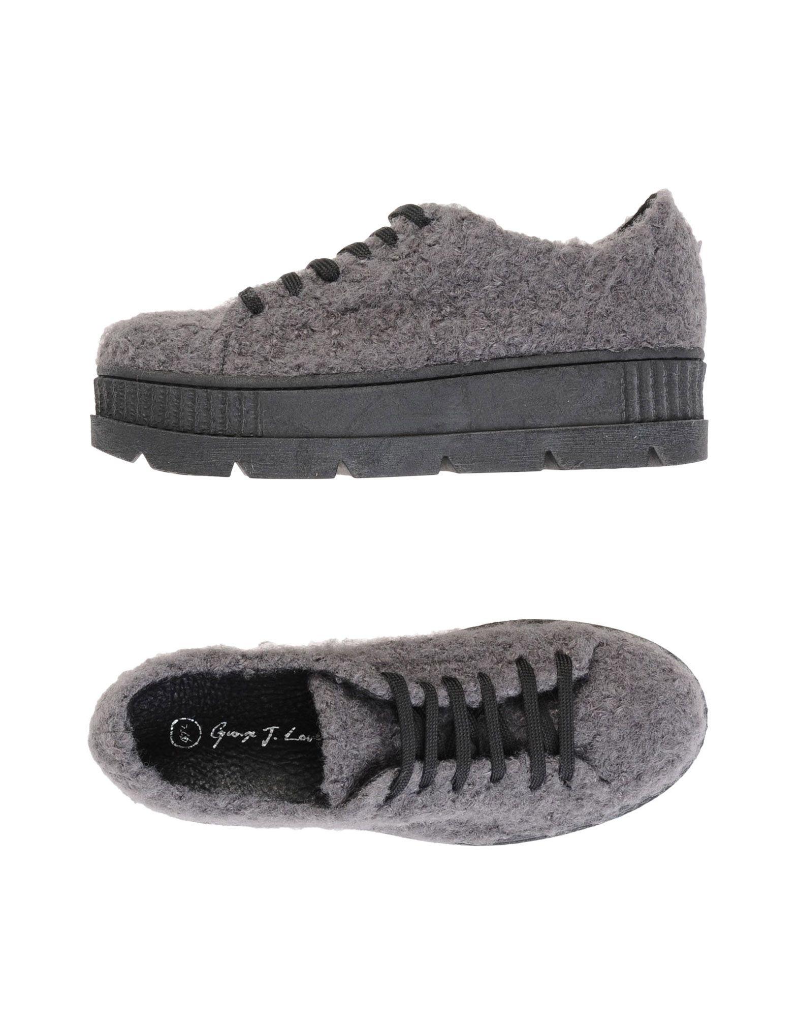 George J. Love Sneakers Damen  11538210WT Gute Qualität beliebte Schuhe