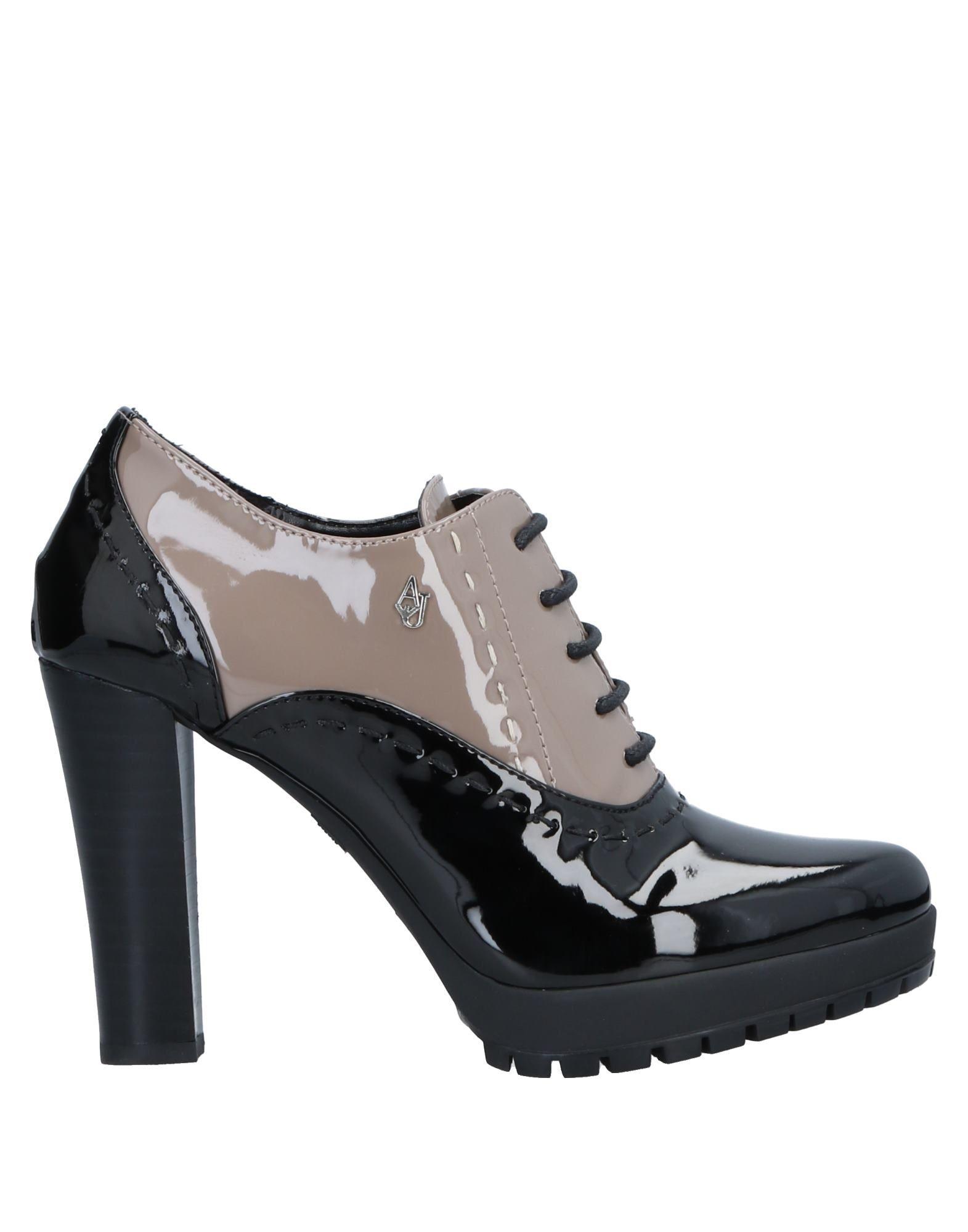 Stilvolle billige Schuhe Armani Jeans Stiefelette Damen  11538267WQ
