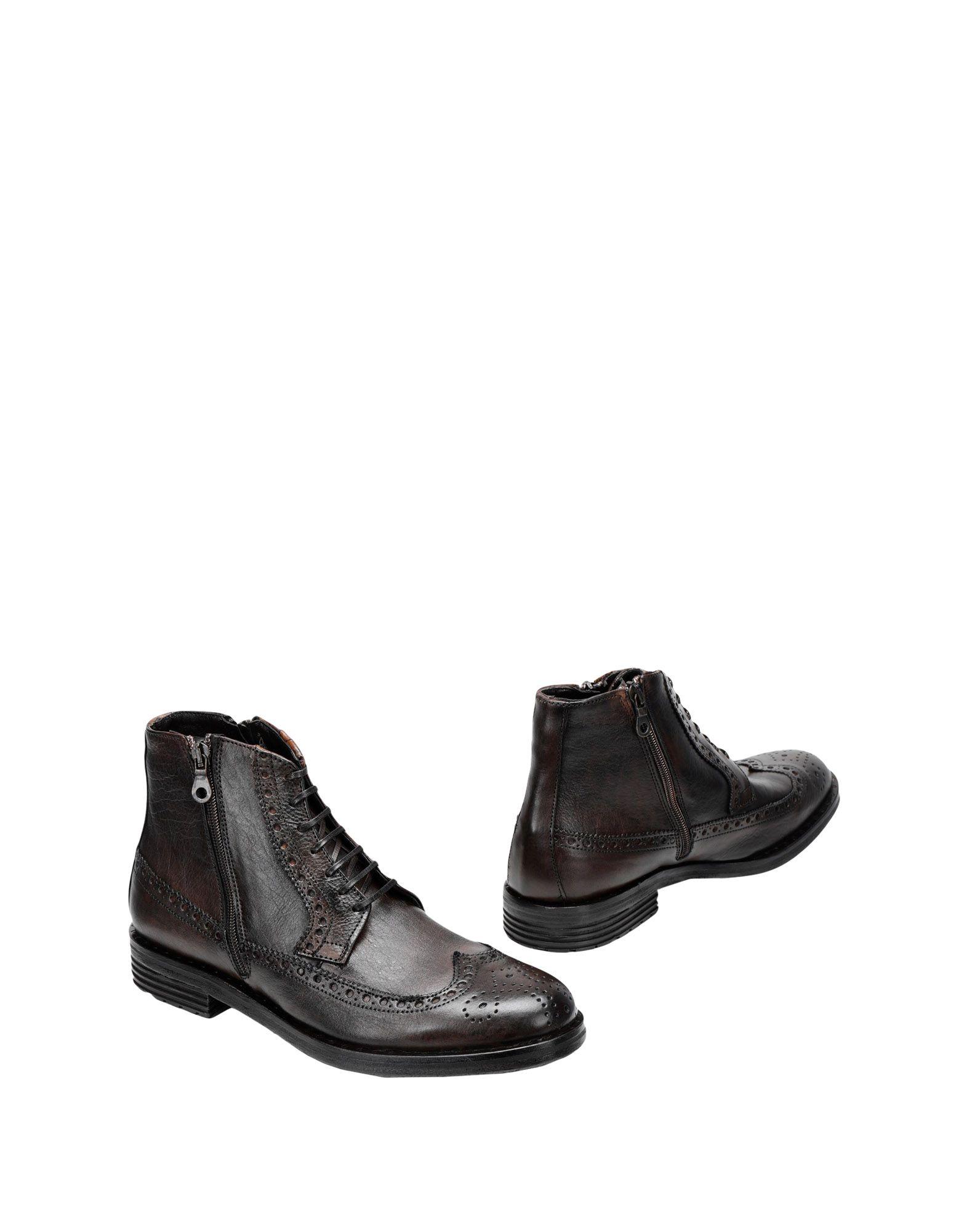 +2 Made In Italy Stiefelette Herren  11538317BC Gute Qualität beliebte Schuhe