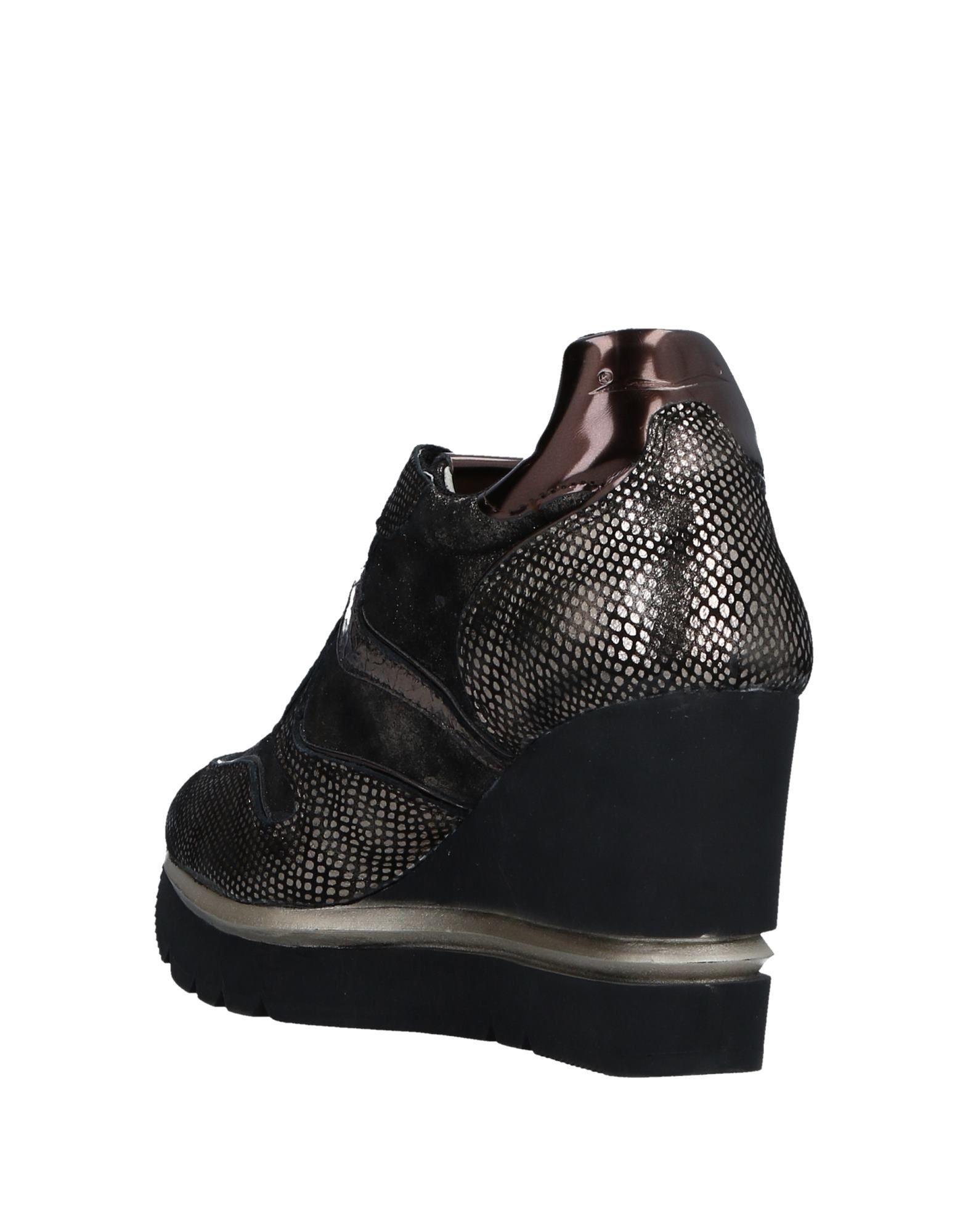 Voile 11538370VS Blanche Sneakers Damen  11538370VS Voile 962a34