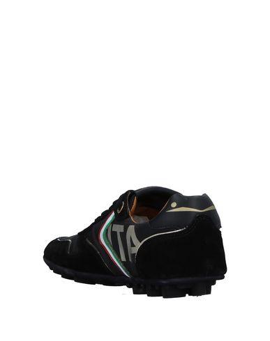 Voile Blanche Sneakers Donna Scarpe Nero
