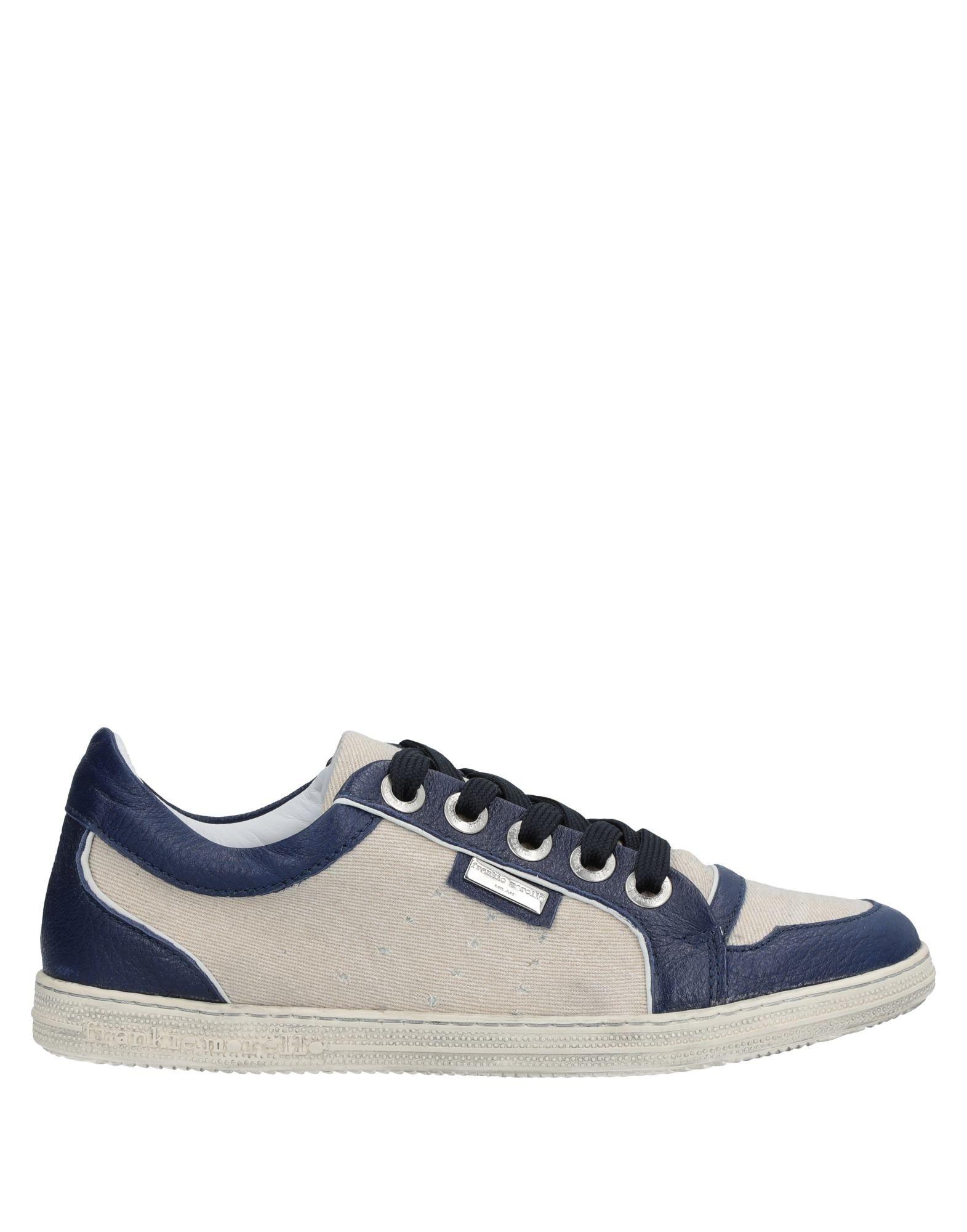 Frankie Morello Sneakers - Men Frankie Frankie Frankie Morello Sneakers online on  United Kingdom - 11538416SU 0ae615