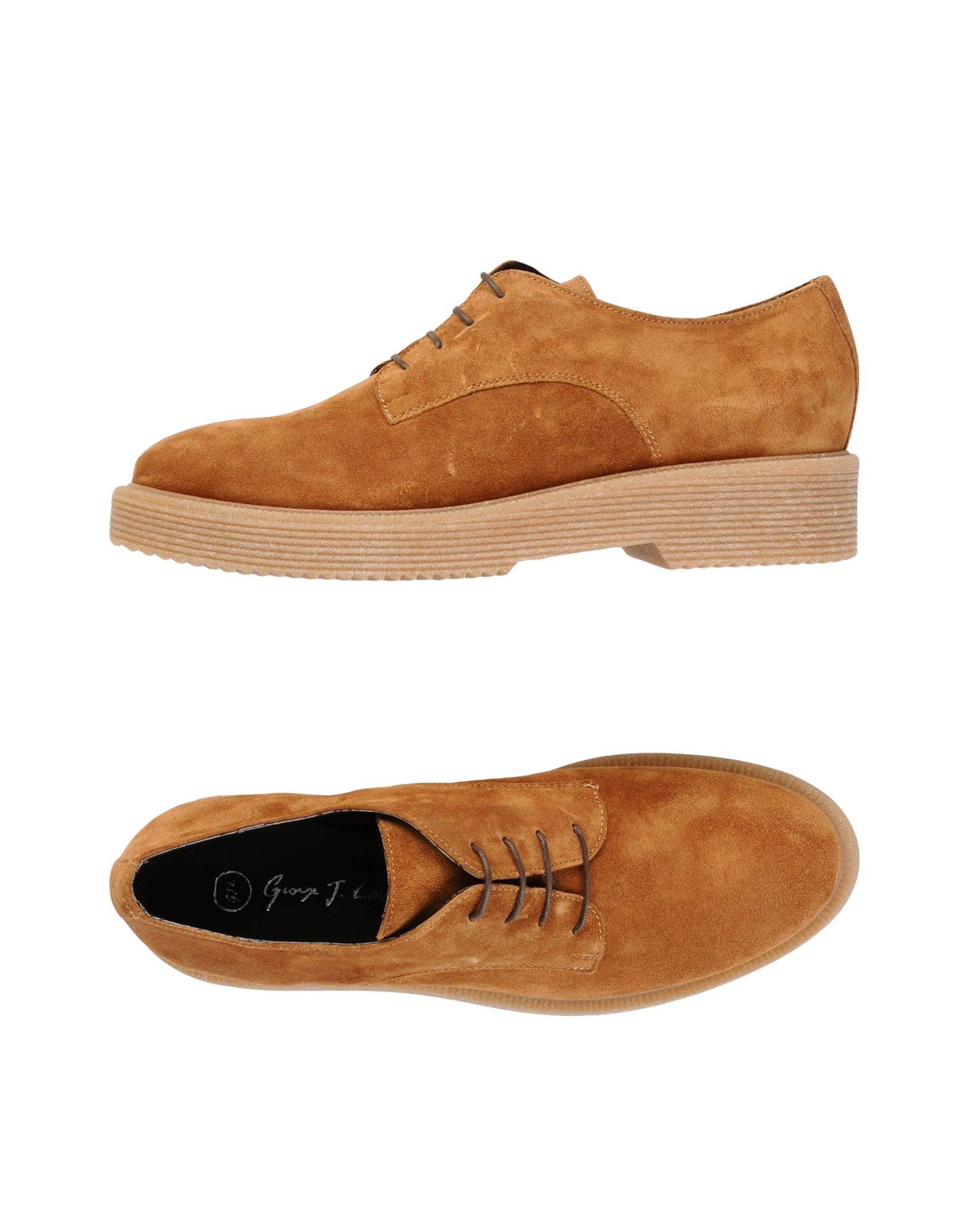 George J. Love Schnürschuhe Damen  11538429LX Gute Qualität beliebte Schuhe