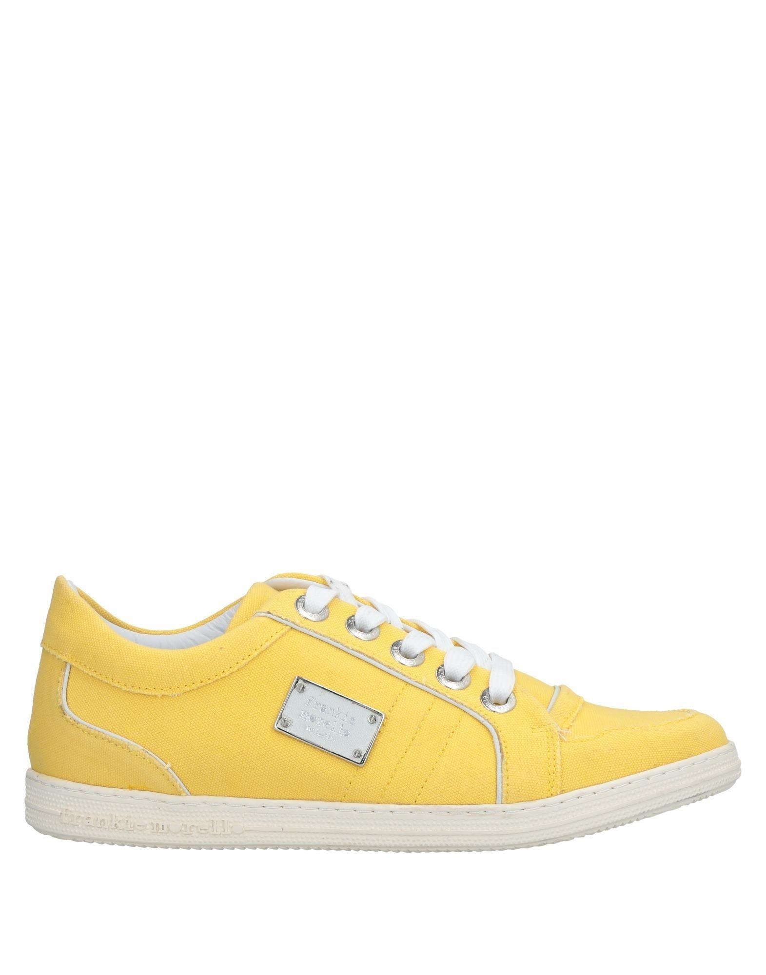 Sneakers 11538430JB Frankie Morello Uomo - 11538430JB Sneakers 37c05b