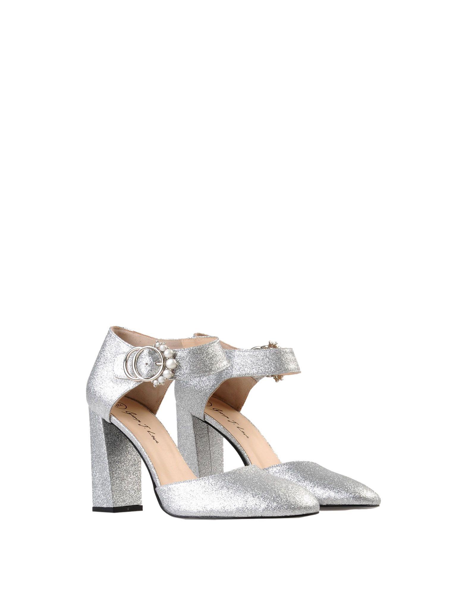 Gut um billige Love Schuhe zu tragenGeorge J. Love billige Pumps Damen  11538435DR 3d91a1
