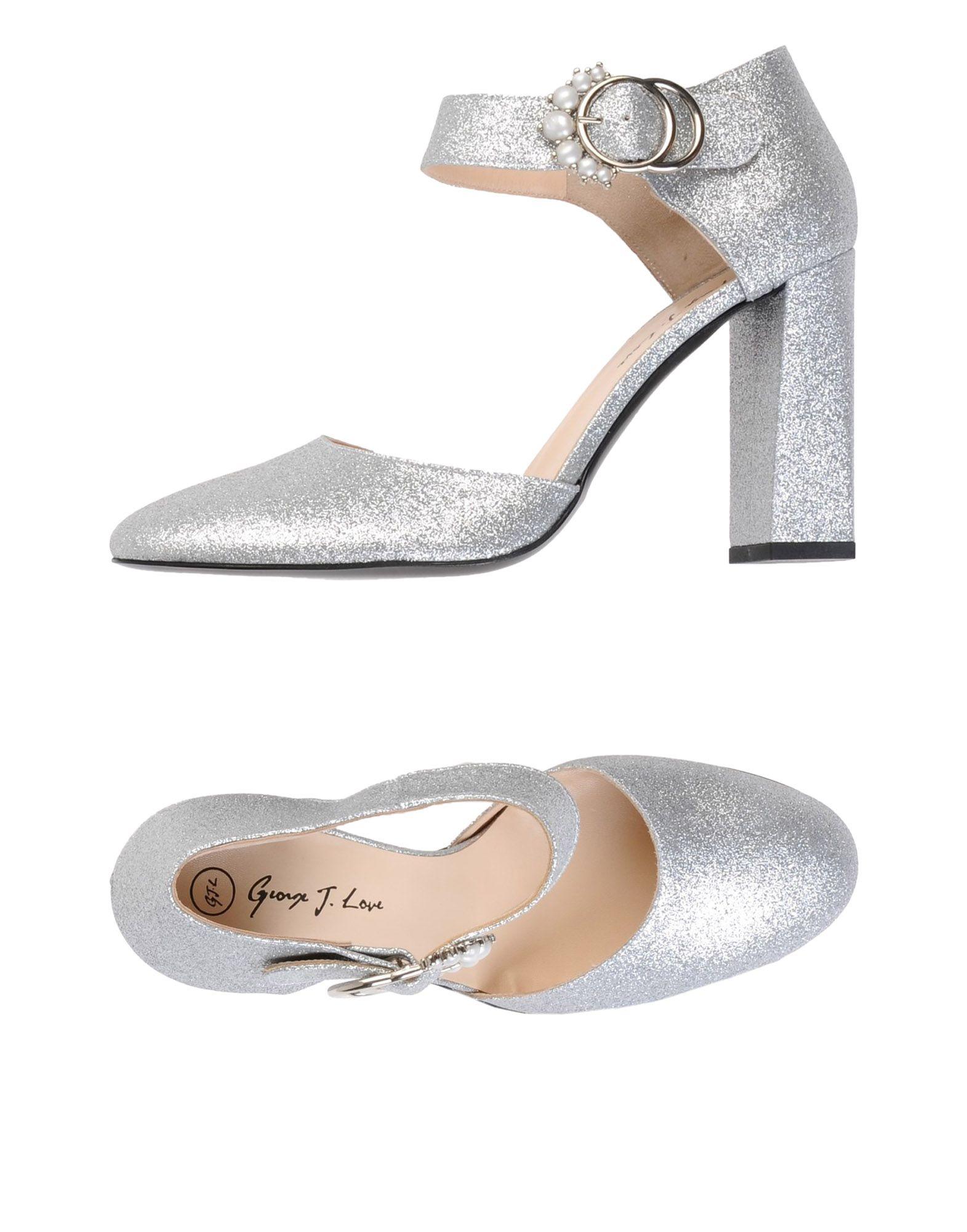Gut um billige Schuhe zu tragenGeorge J. Love Pumps Damen  11538435DR