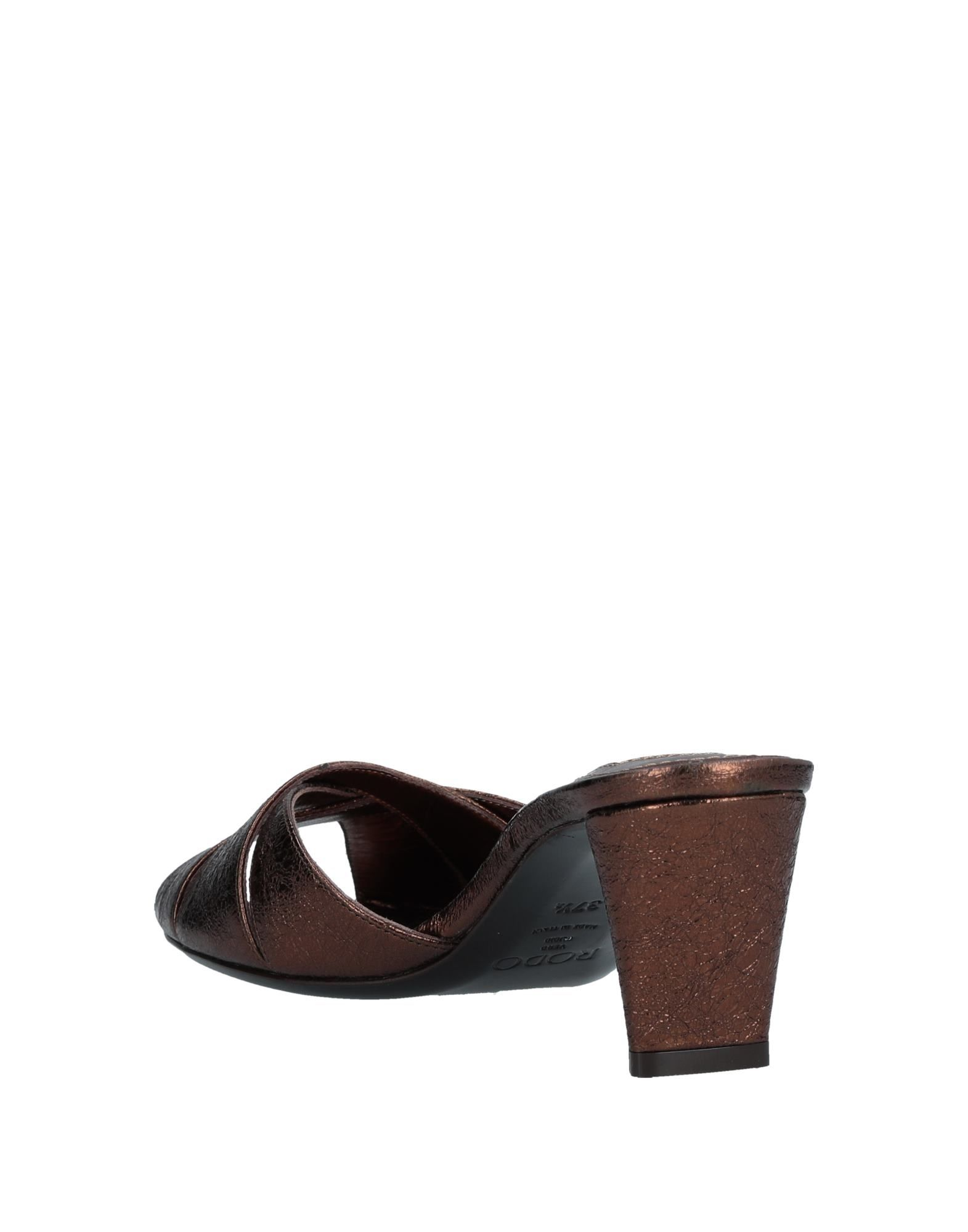 Rabatt Schuhe Rodo Sandalen Damen  11538485TX