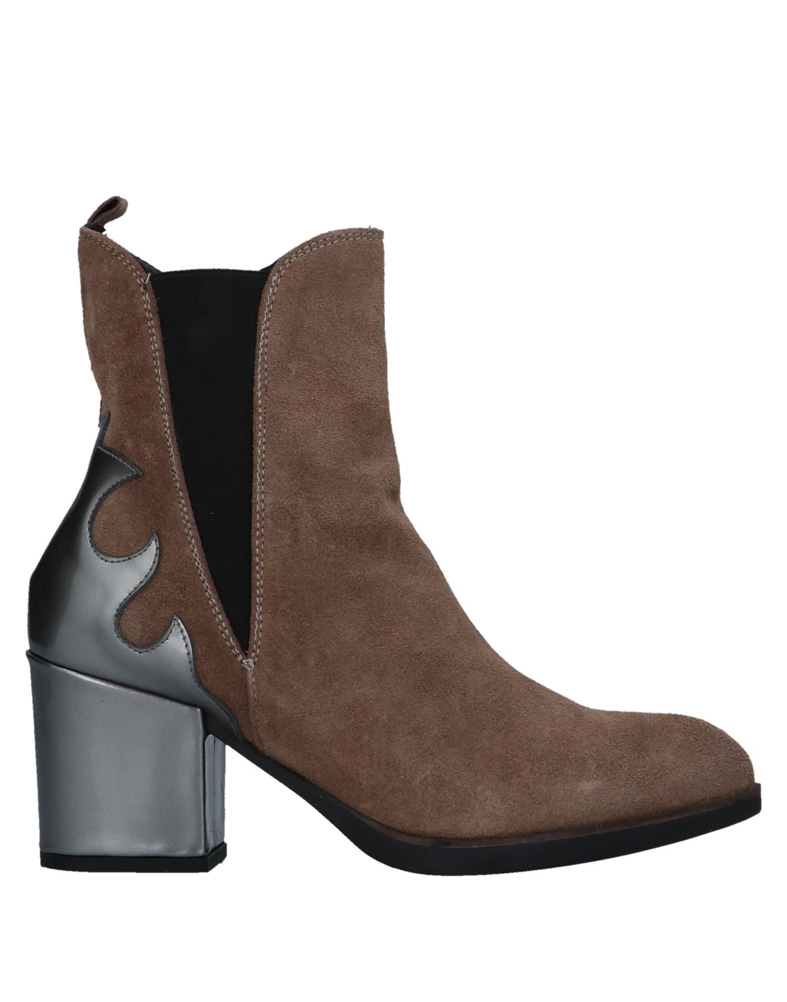 Espadrilles Stiefelette beliebte Damen  11538523VQ Gute Qualität beliebte Stiefelette Schuhe c94902