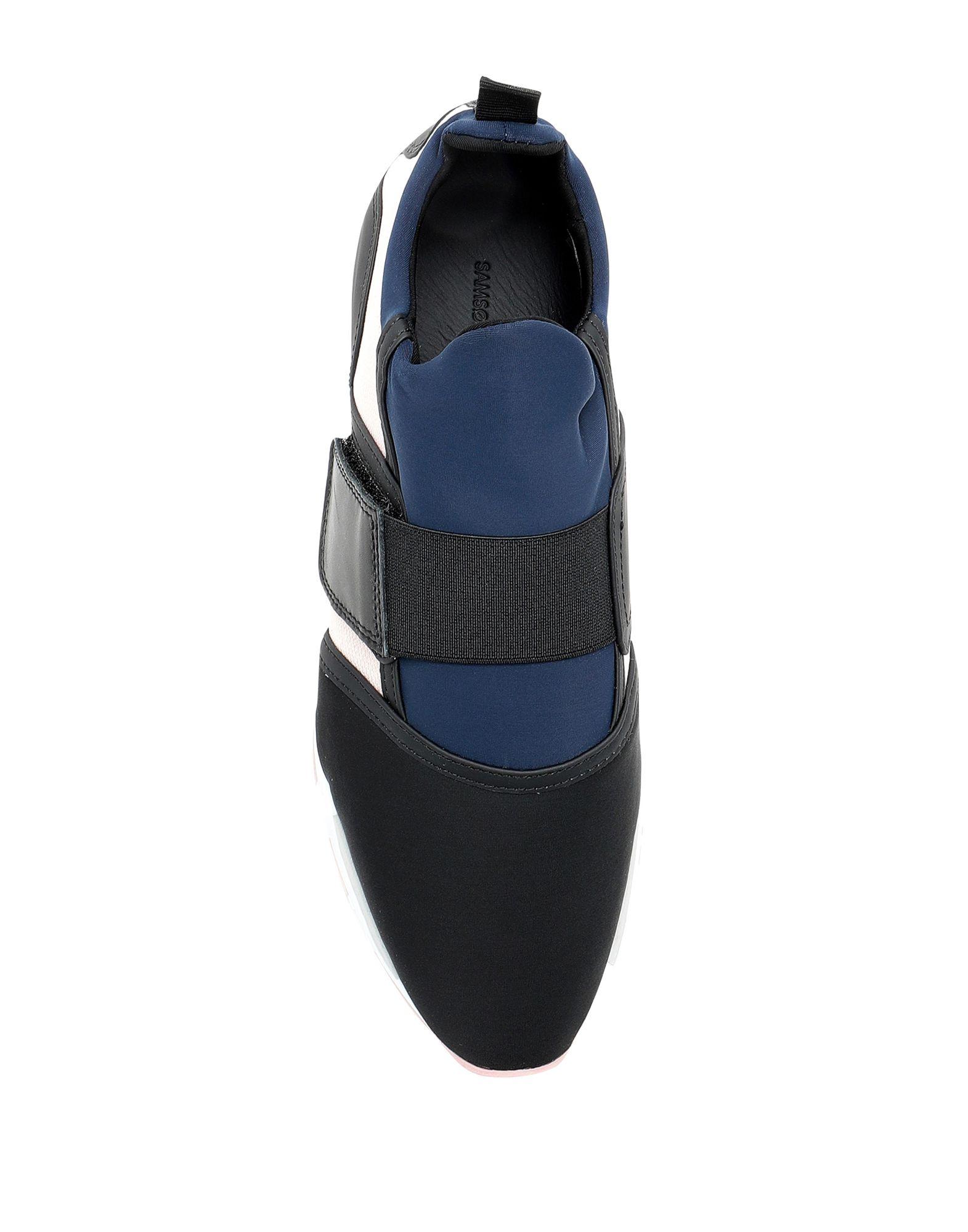 Samsøe aussehende Φ Samsøe Vela 11538642AKGut aussehende Samsøe strapazierfähige Schuhe c5f2bc
