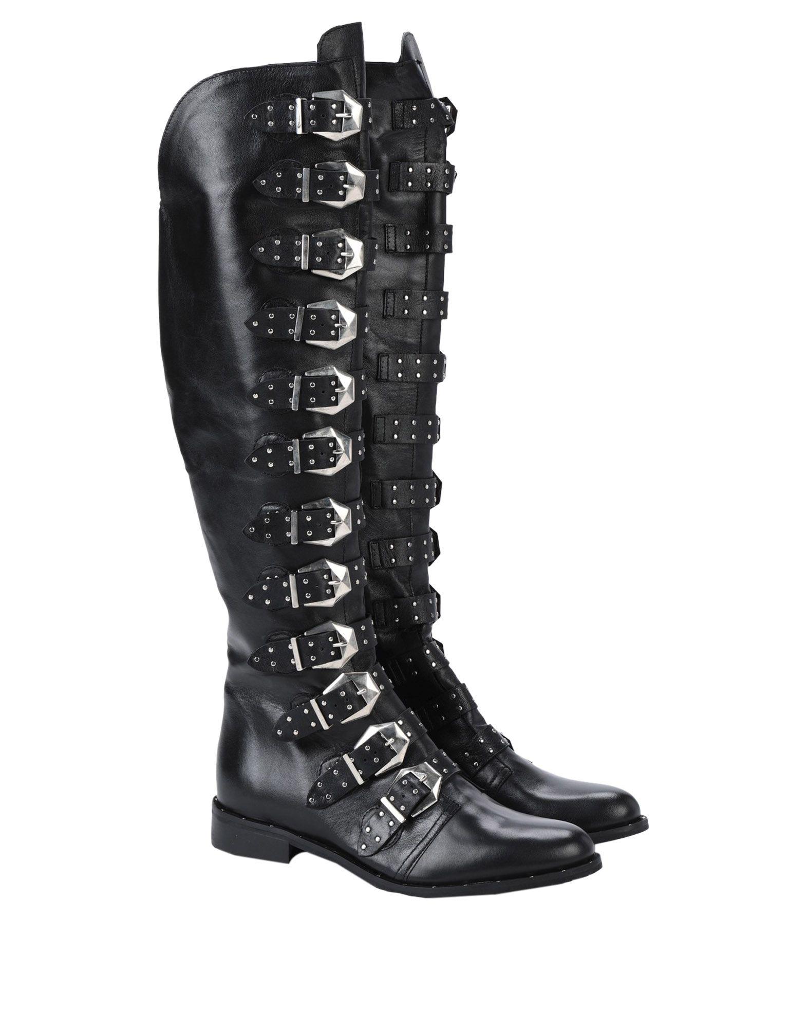 Pierre Darré Stiefel Damen  Schuhe 11538711EBGut aussehende strapazierfähige Schuhe  7d20f5