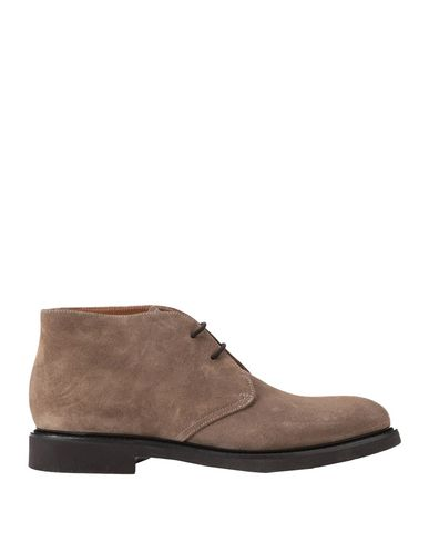 Zapatos con descuento - Botín Doucal's Hombre - Botines Doucal's - descuento 11538727NH Caqui 5a0364