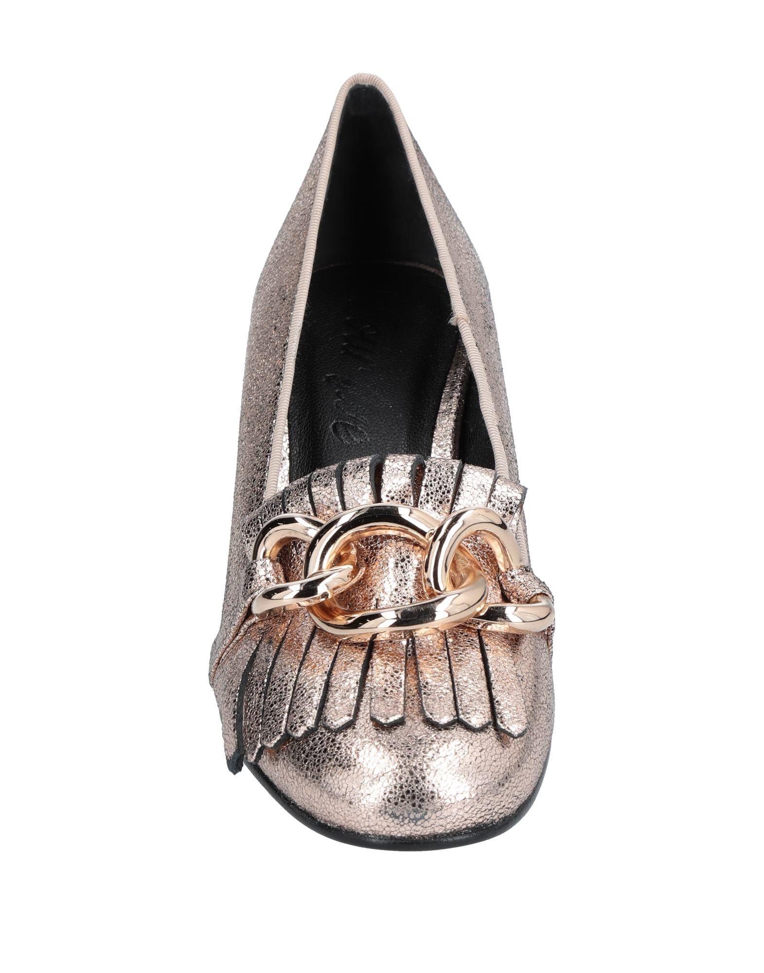 Four Five Mokassins Qualität Damen  11539048TW Gute Qualität Mokassins beliebte Schuhe e605e6