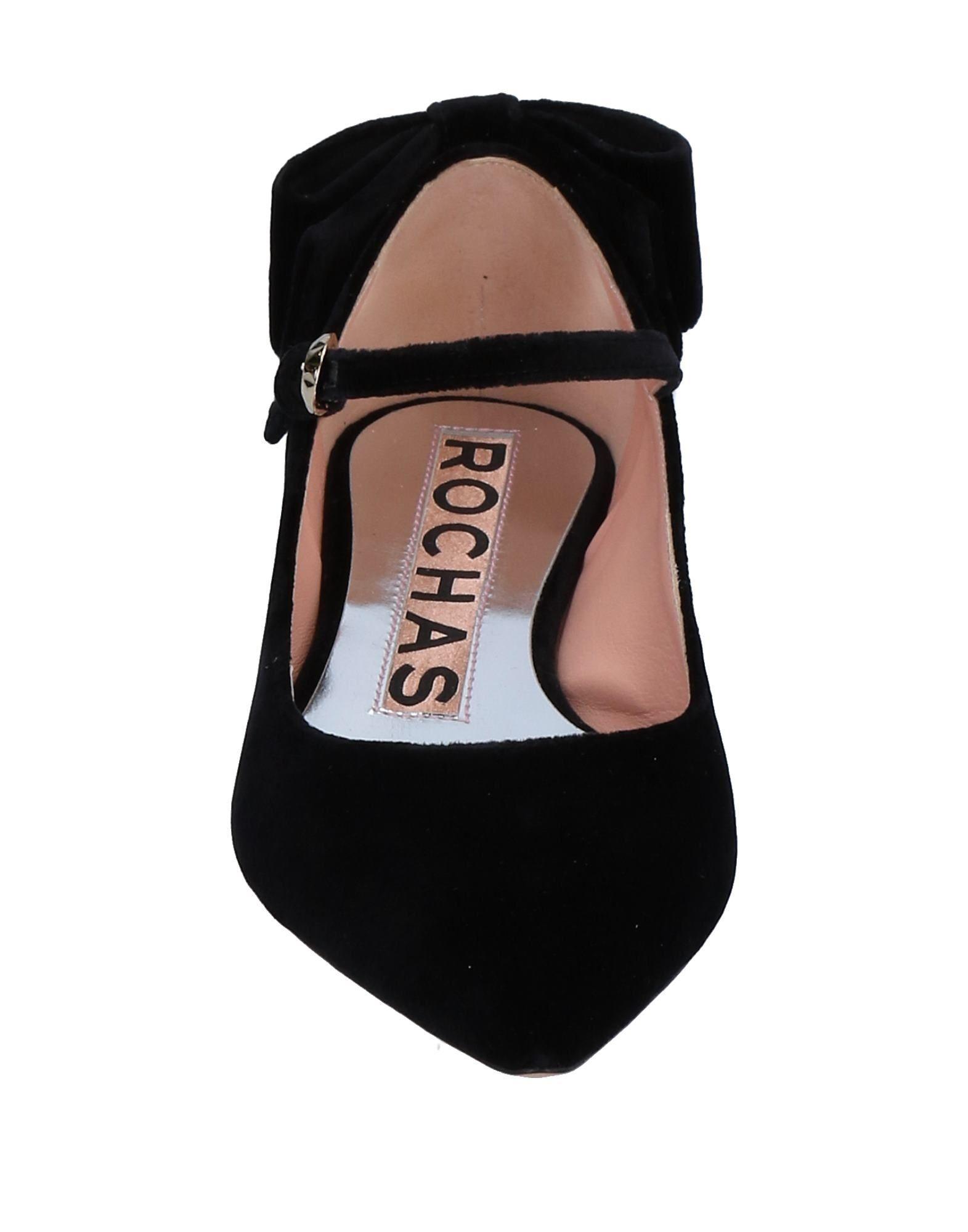 Rabatt Schuhe Rochas Ballerinas Damen 11539058CK  11539058CK Damen 9c3809