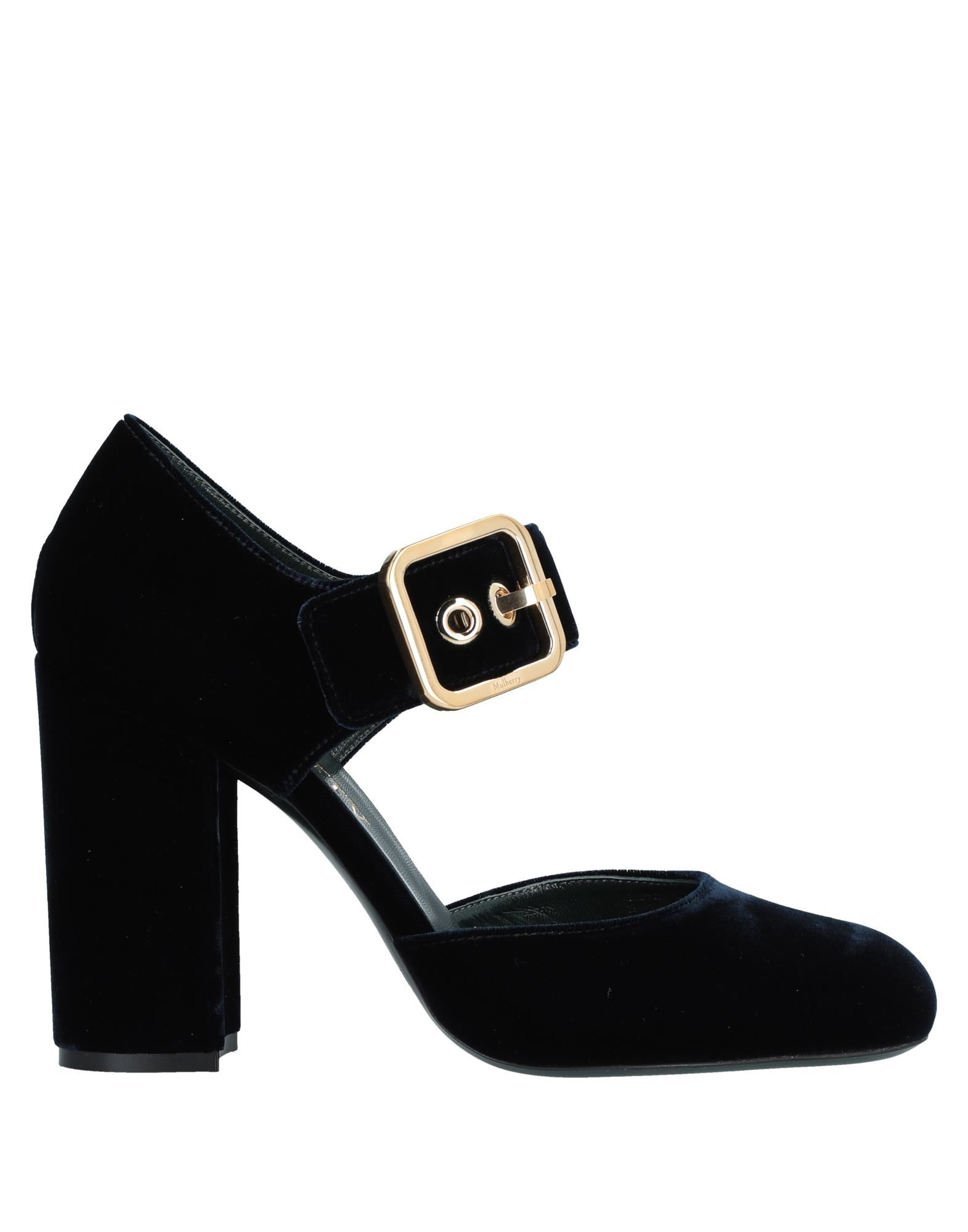 Mulberry Pumps Damen  11539073CJGut aussehende strapazierfähige Schuhe