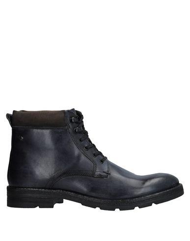 Zapatos con descuento Botín Base London Hombre - Botines Gris Base London - 11539095MP Gris Botines marengo 21f8cc