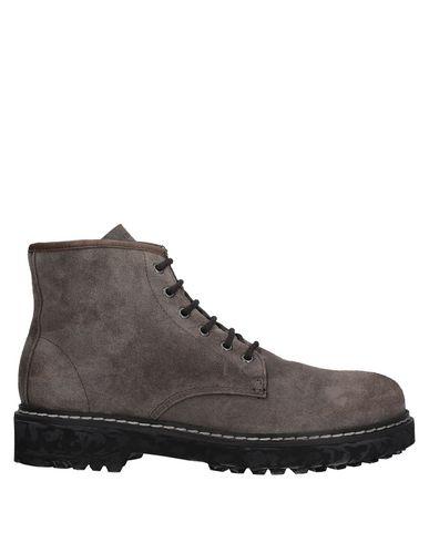 Zapatos con descuento Botín Frau Hombre - Botines Frau - 11539263DM Gris rosado