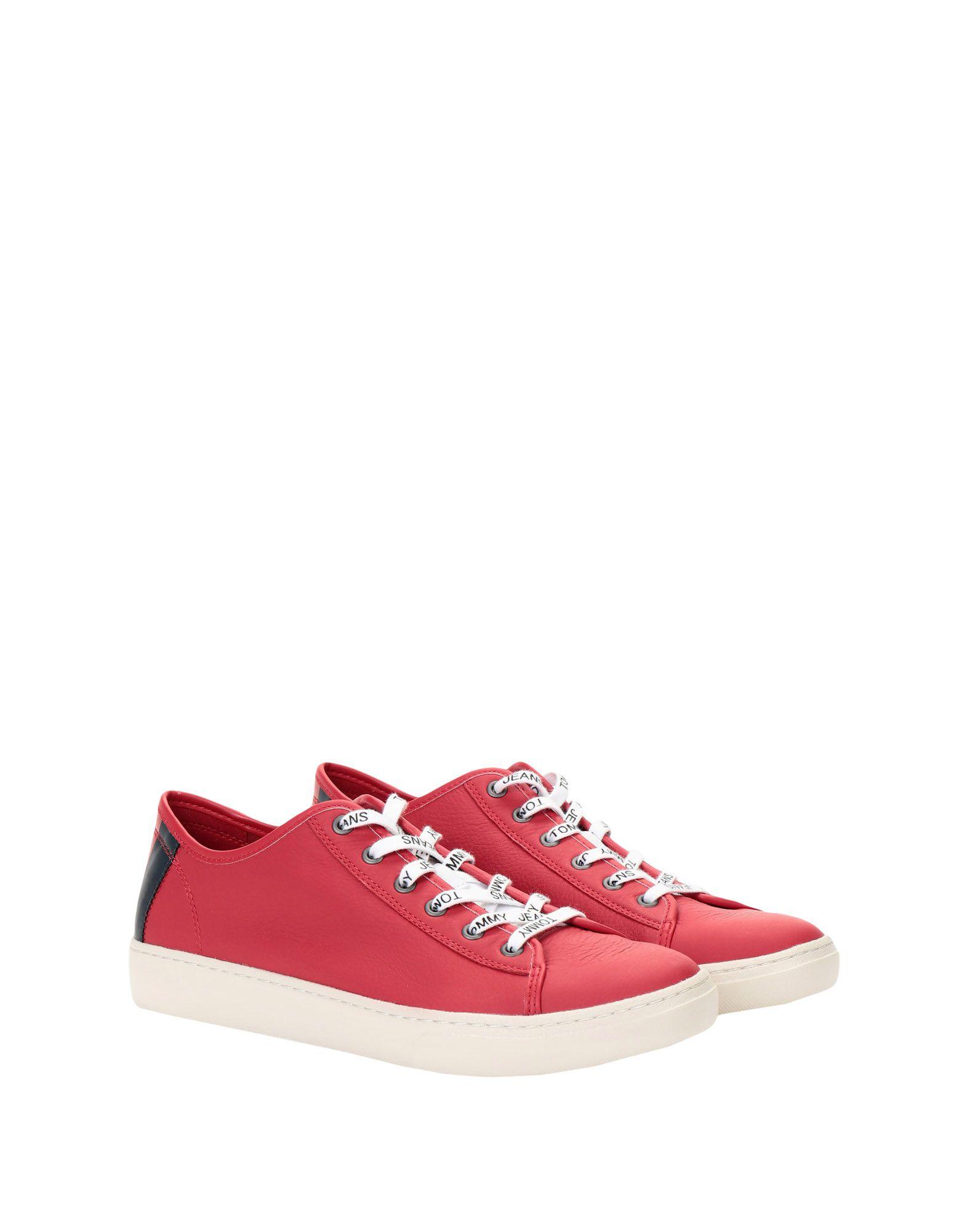 Rabatt echte Schuhe Tommy Jeans Tommy J.  Light Leather Low Men  J. 11539270RT 4d38bd