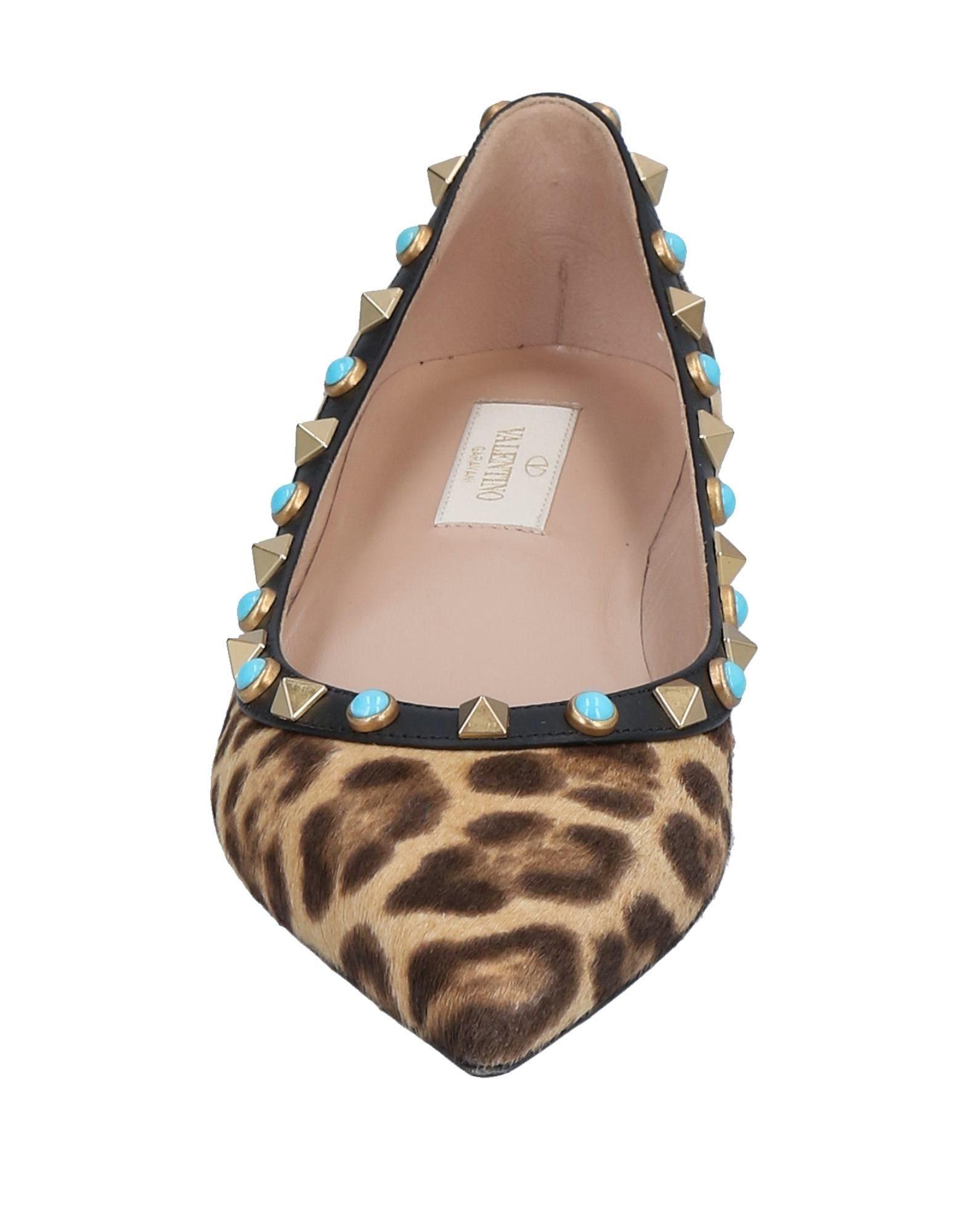 Valentino Garavani Ballerinas Damen Schuhe  11539285UPGünstige gut aussehende Schuhe Damen f28384