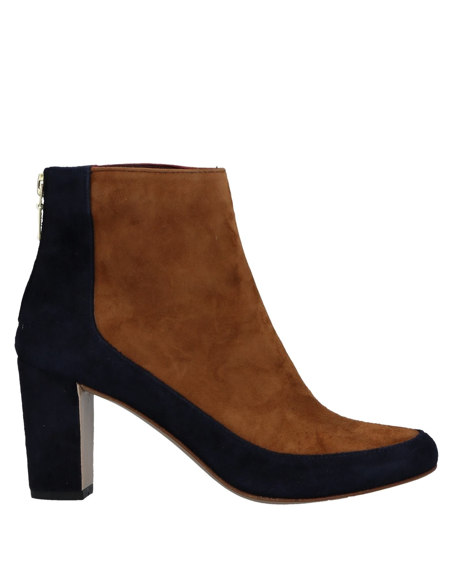 Bottine Avril Gau Femme - Bottines Avril Gau Camel Chaussures casual sauvages