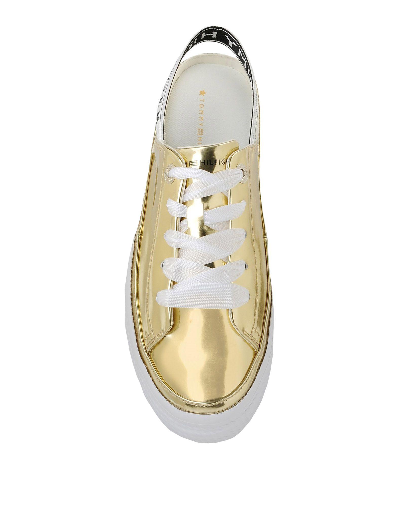 Tommy Hilfiger Mirror  Metal Sling Back Flatf.  Mirror 11539431KP Gute Qualität beliebte Schuhe 6acd44
