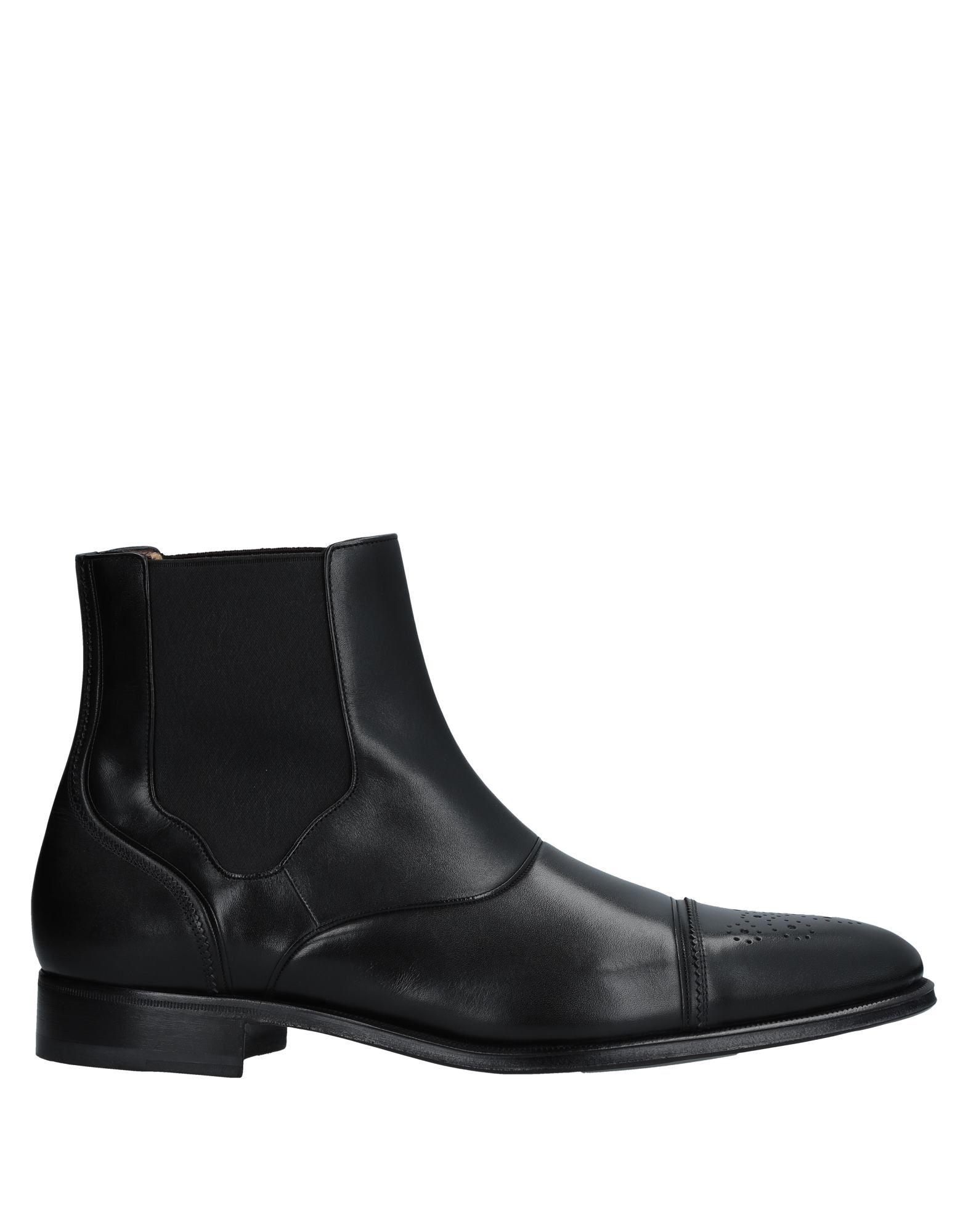 A.Testoni Stiefelette Herren  11539446KP Gute Qualität beliebte Schuhe