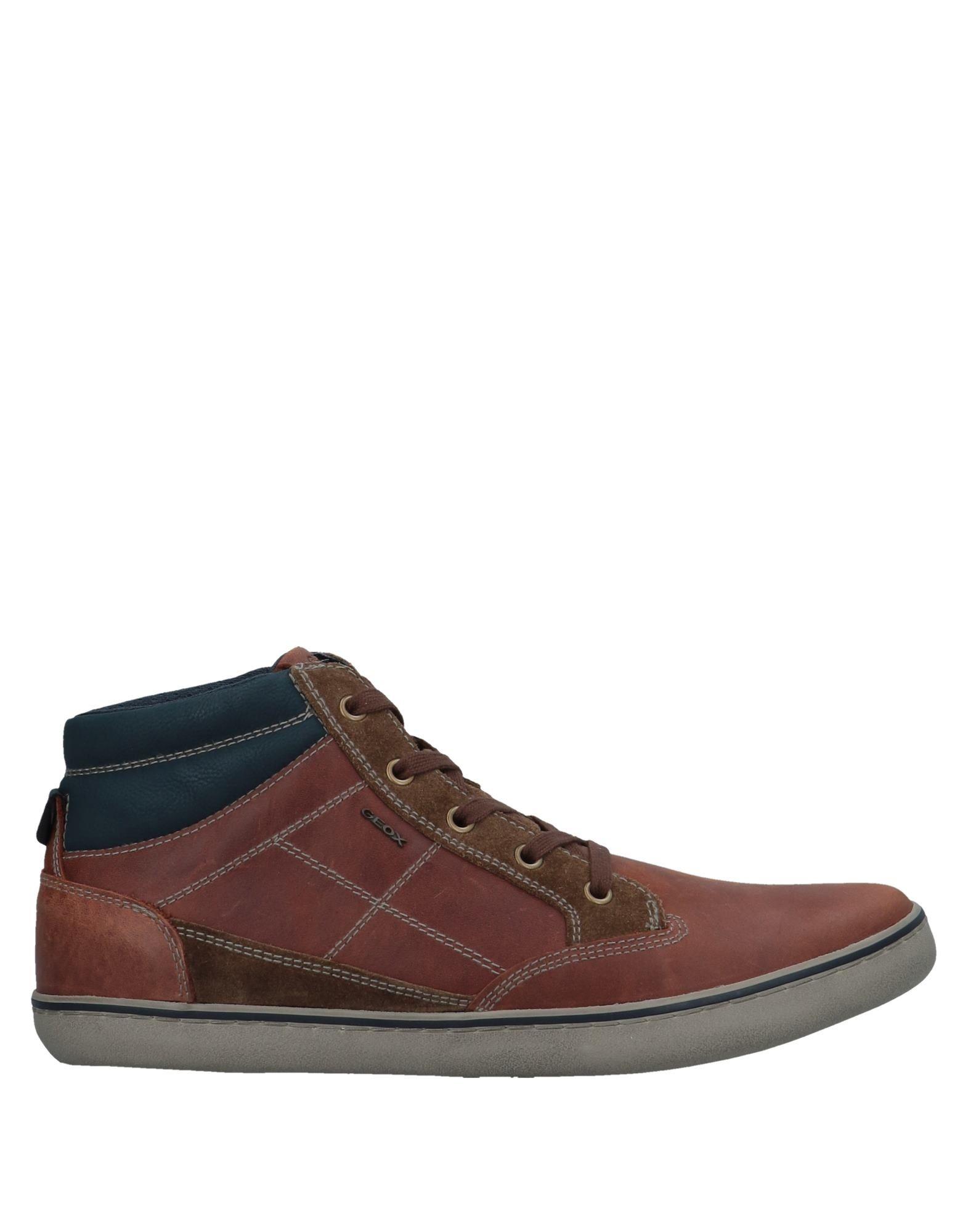 Rabatt echte Schuhe Geox Sneakers Herren  11539448AJ