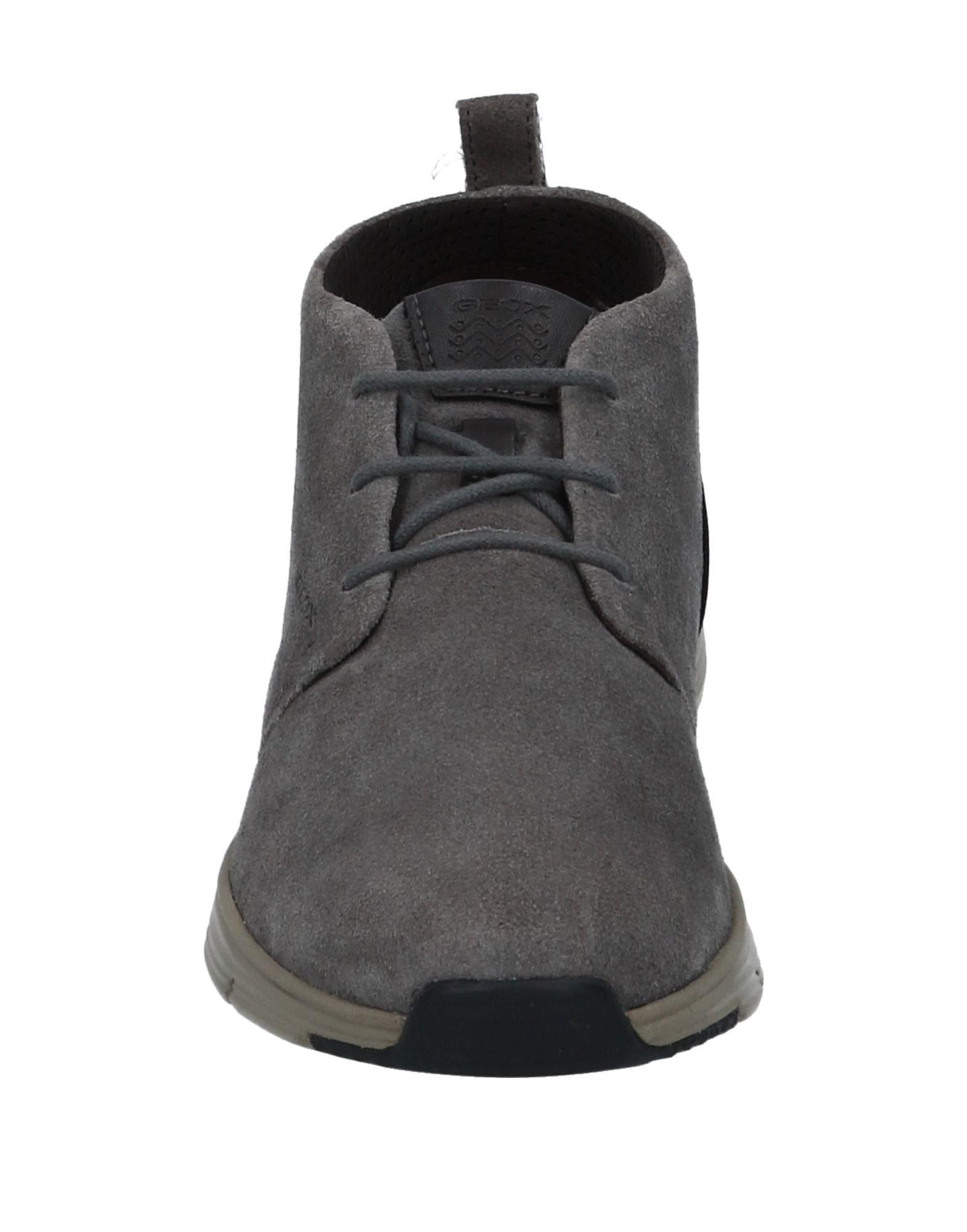 Rabatt Geox echte Schuhe Geox Rabatt Stiefelette Herren  11539451OO 54bd81